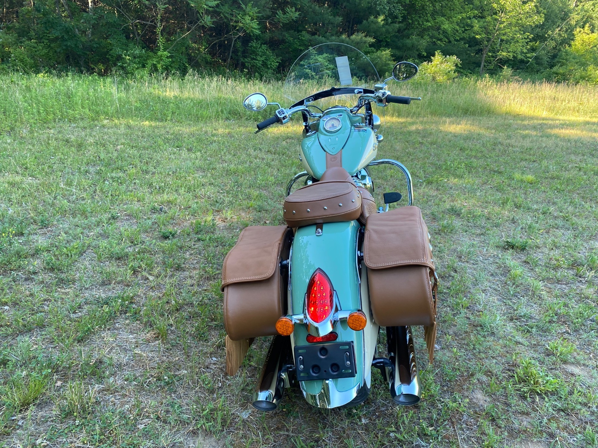 2020 Indian Chief® Vintage ABS in Westfield, Massachusetts - Photo 10