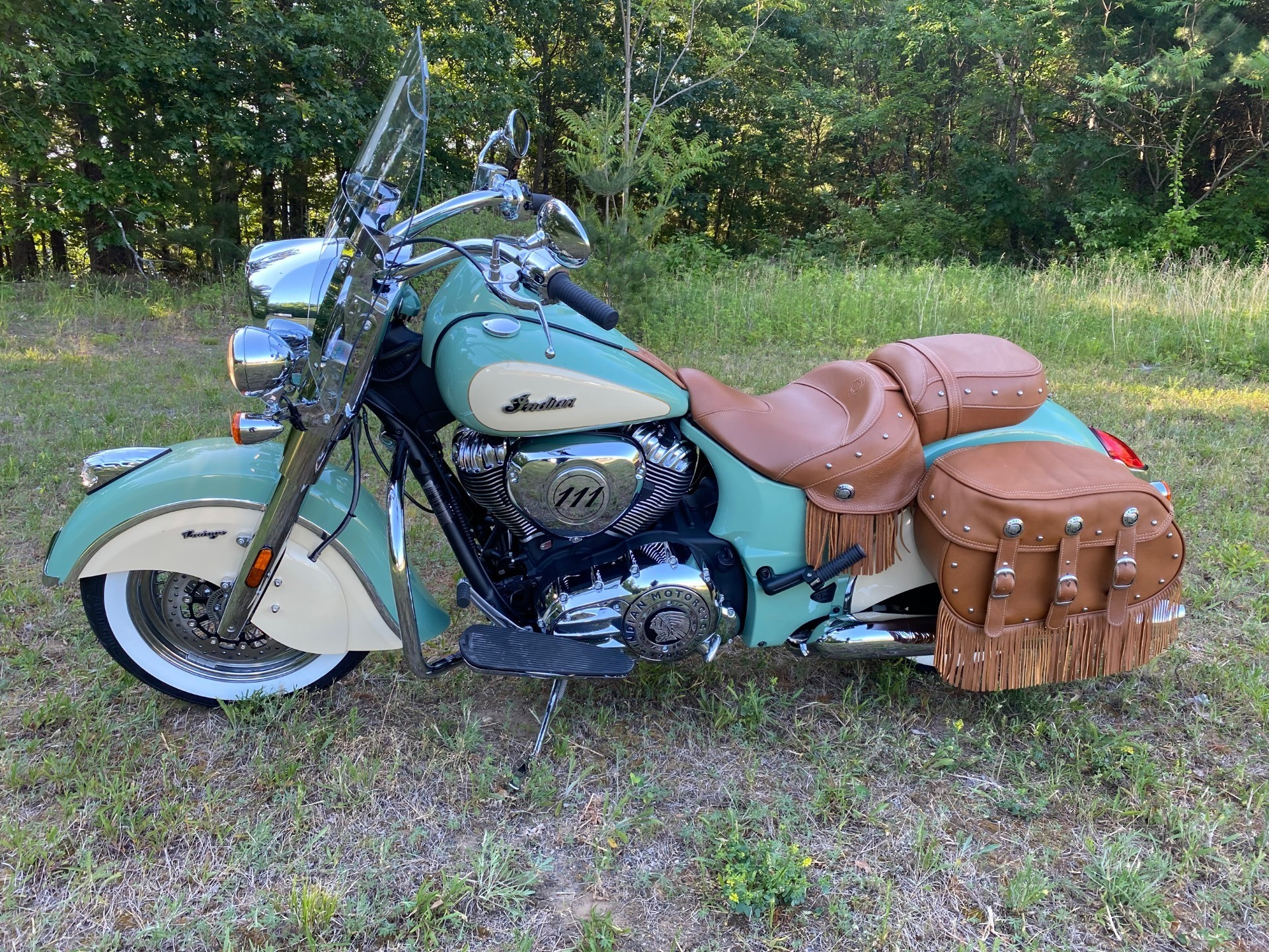 2020 Indian Chief® Vintage ABS in Westfield, Massachusetts - Photo 12