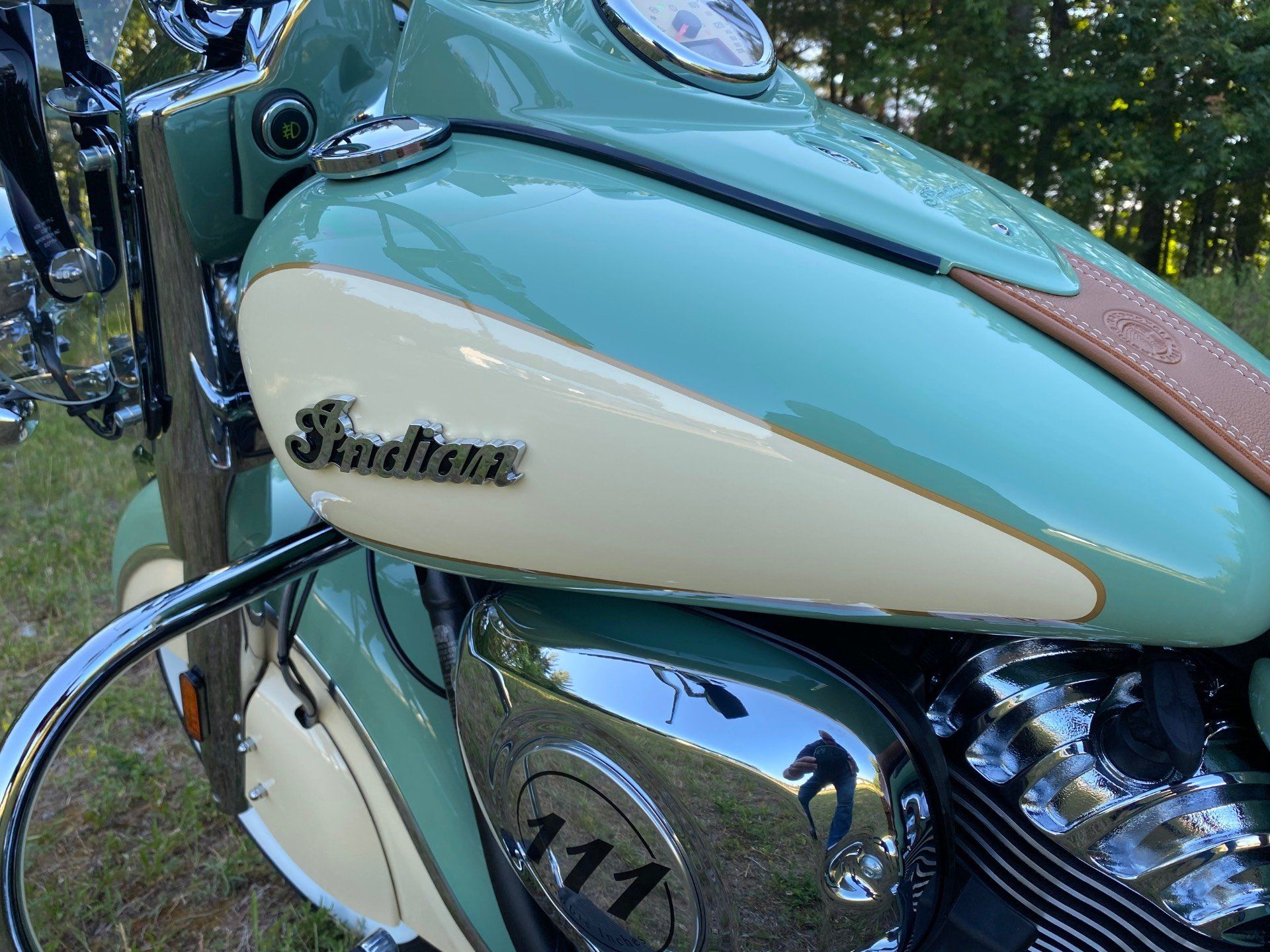 2020 Indian Chief® Vintage ABS in Westfield, Massachusetts - Photo 16