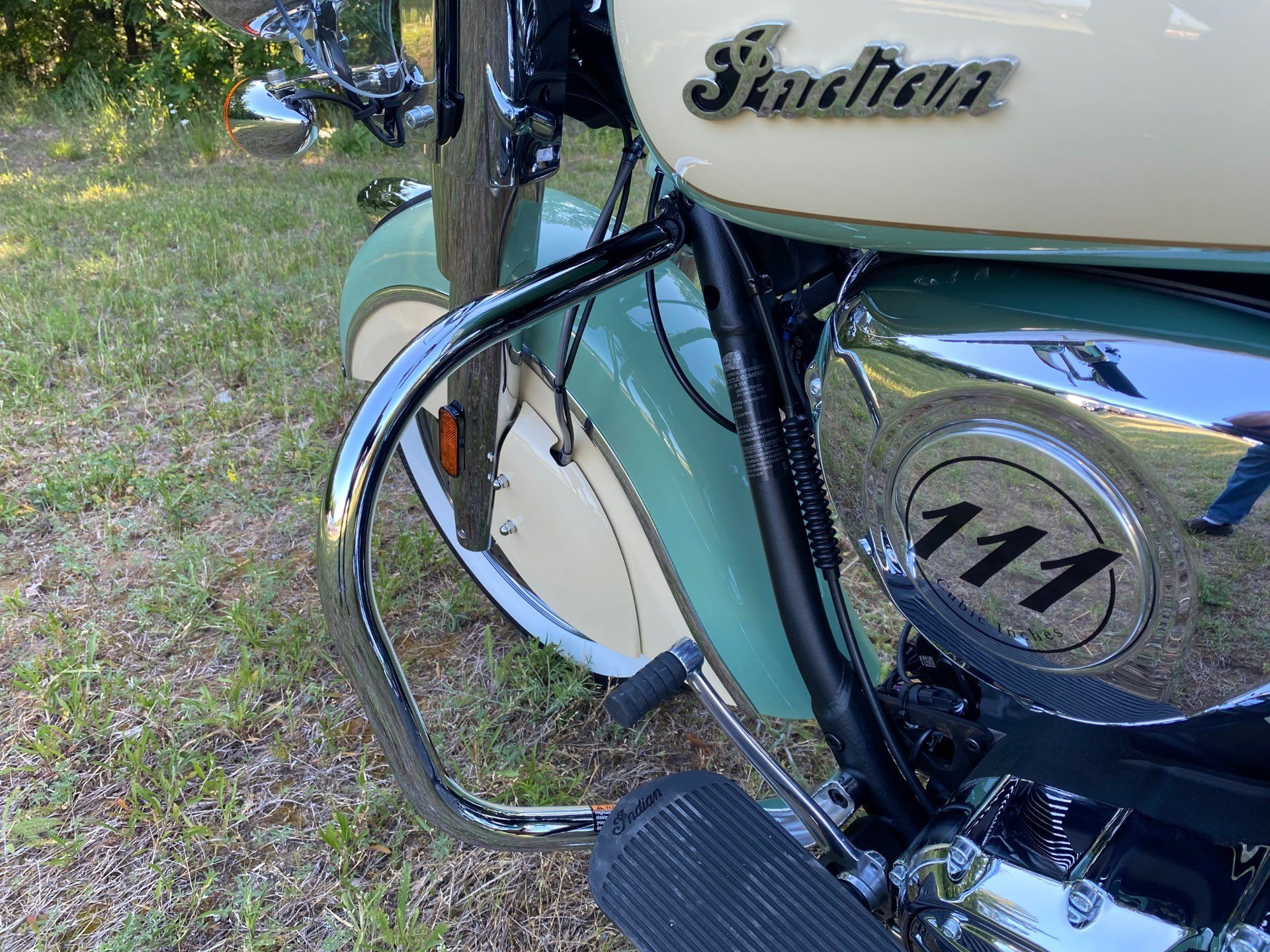 2020 Indian Chief® Vintage ABS in Westfield, Massachusetts - Photo 17