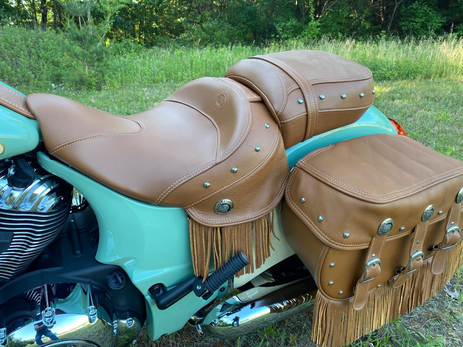 2020 Indian Chief® Vintage ABS in Westfield, Massachusetts - Photo 19