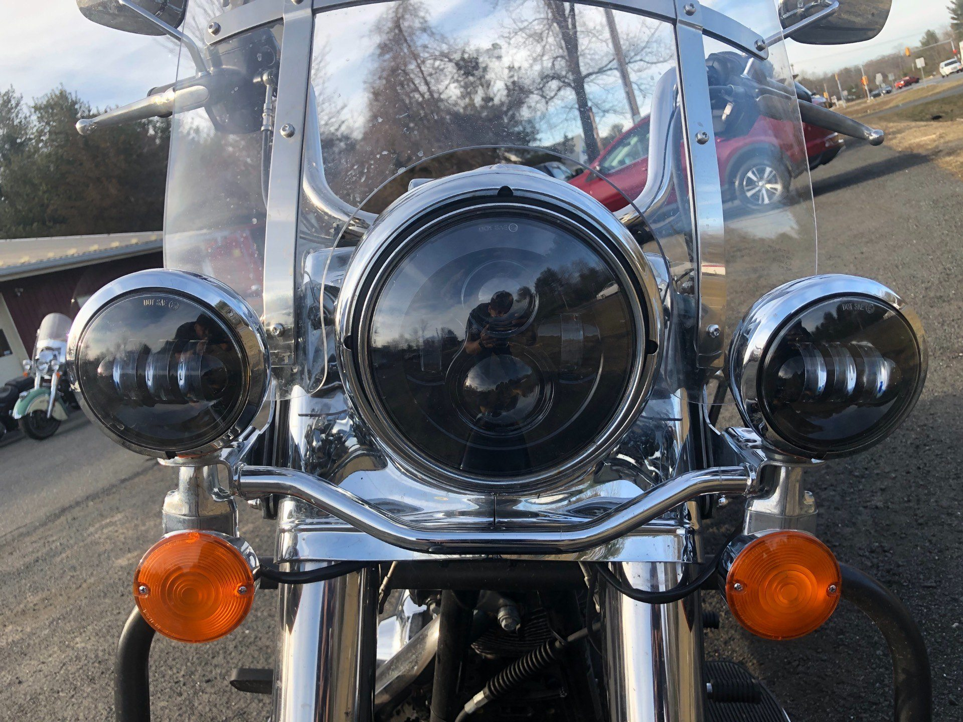 2016 HARLEY-DAVIDSON Road king in Westfield, Massachusetts