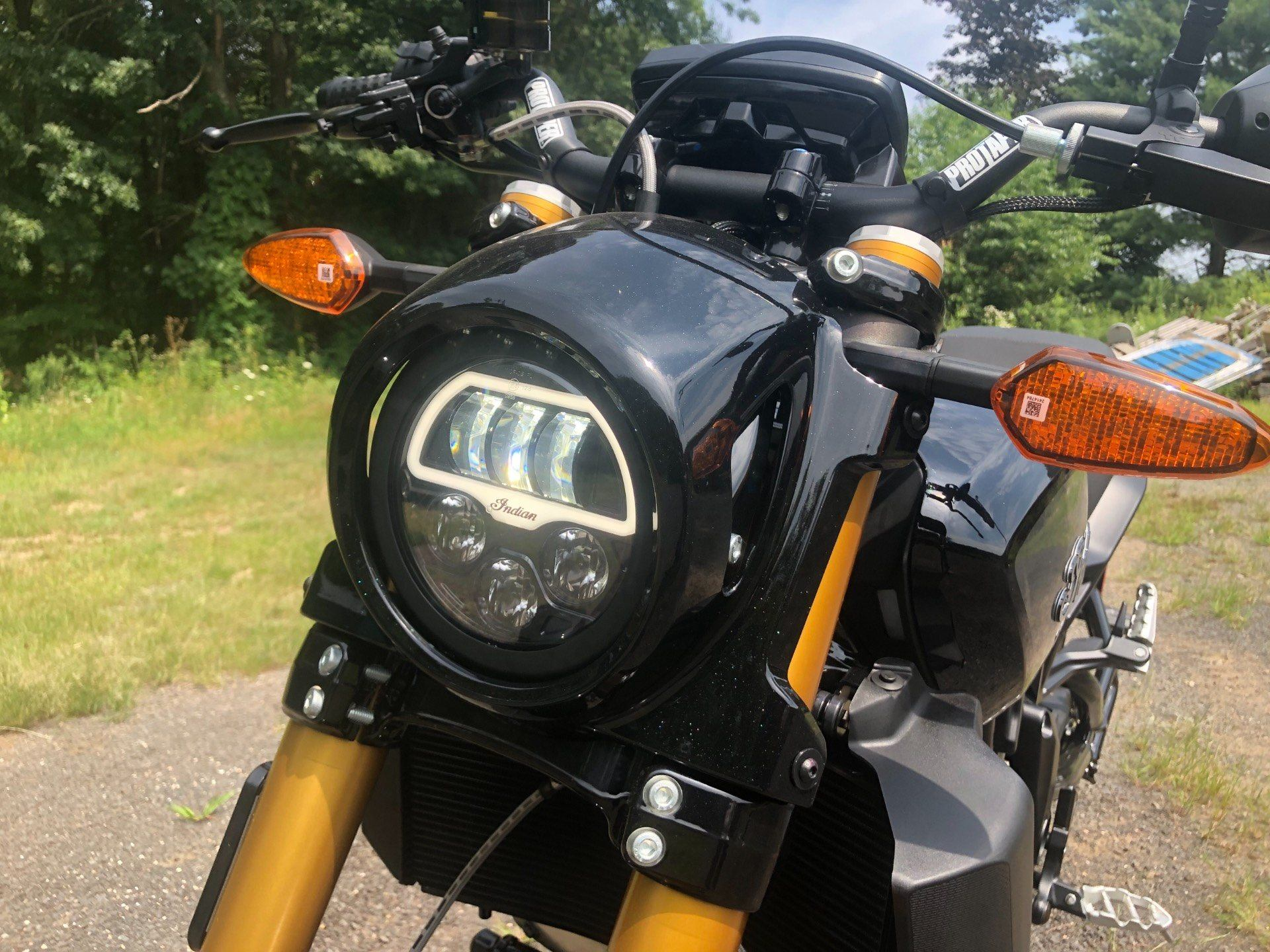2019 Indian FTR™ 1200 S in Westfield, Massachusetts - Photo 9