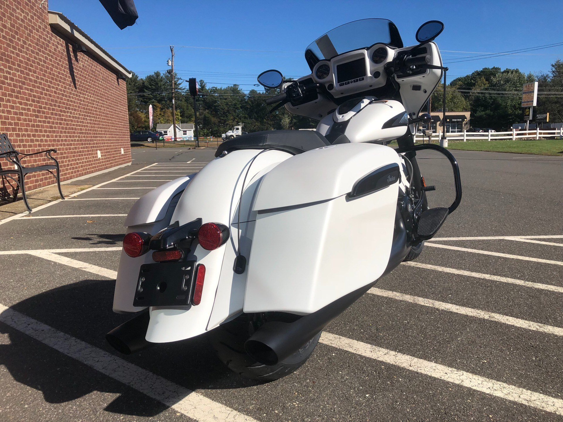 2019 Indian Chieftain Dark Horse® ABS in Westfield, Massachusetts - Photo 3