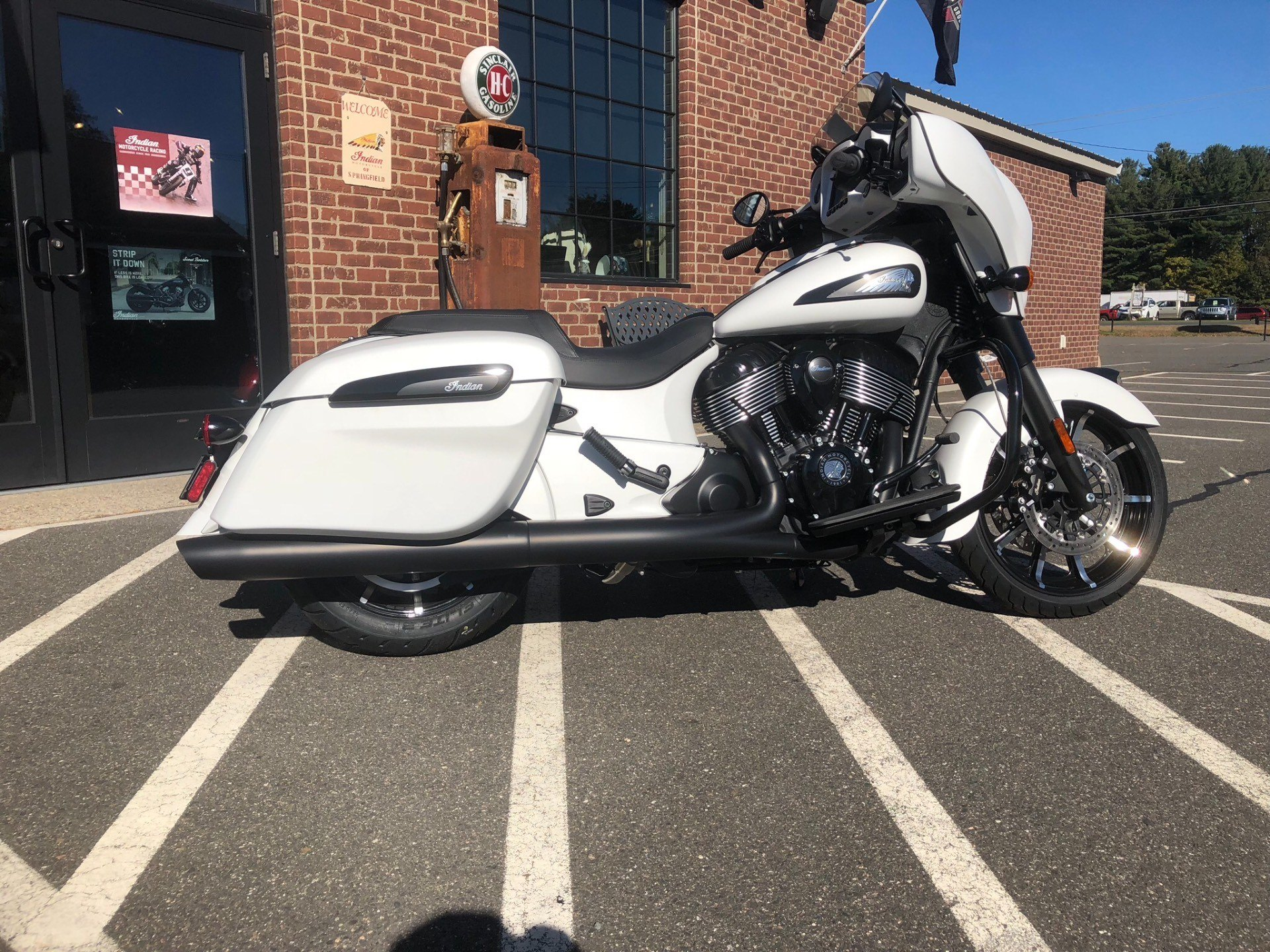 2019 Indian Chieftain® Dark Horse® ABS in Westfield, Massachusetts - Photo 3