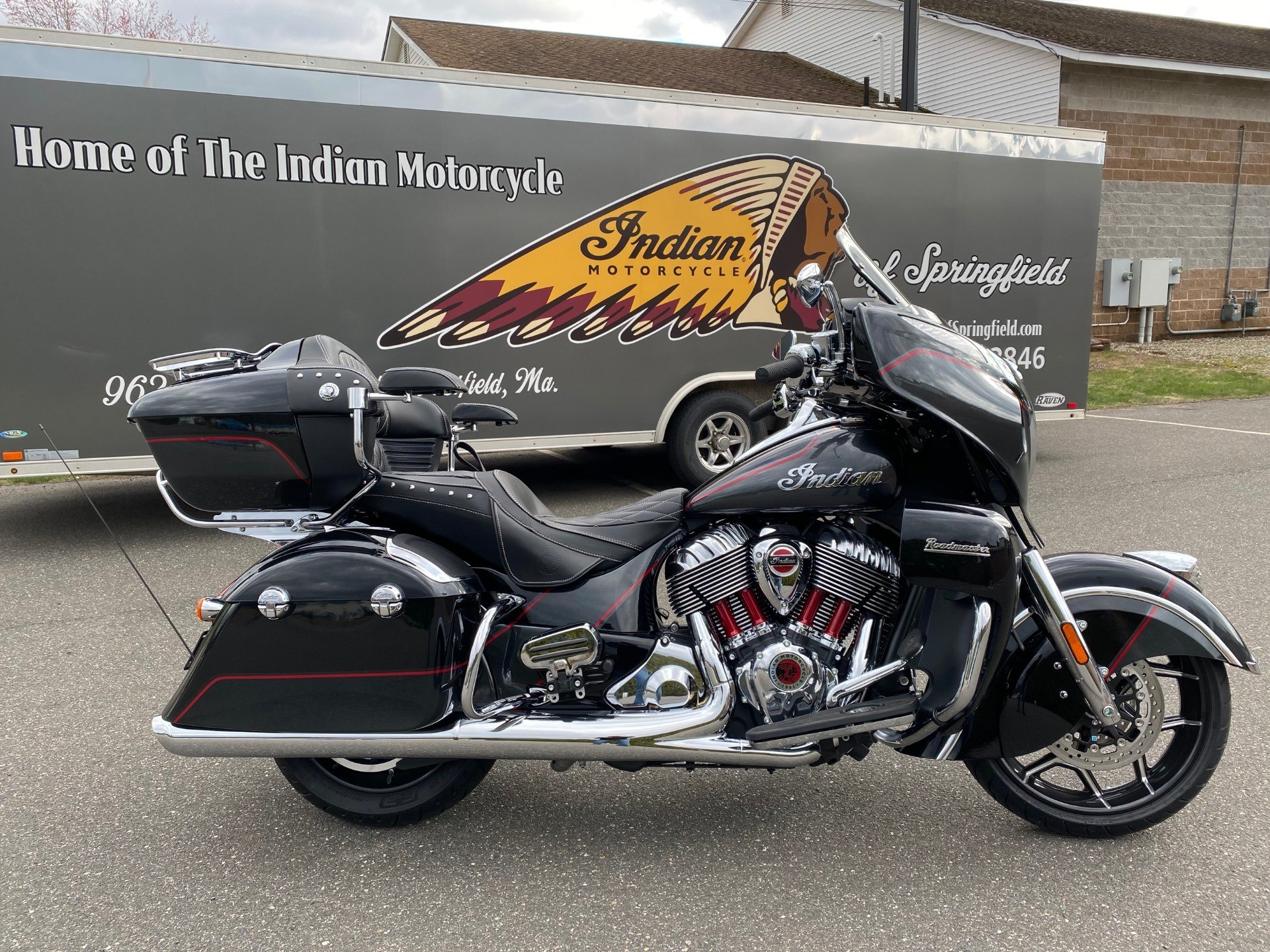 2020 Indian Roadmaster Elite in Westfield, Massachusetts - Photo 1