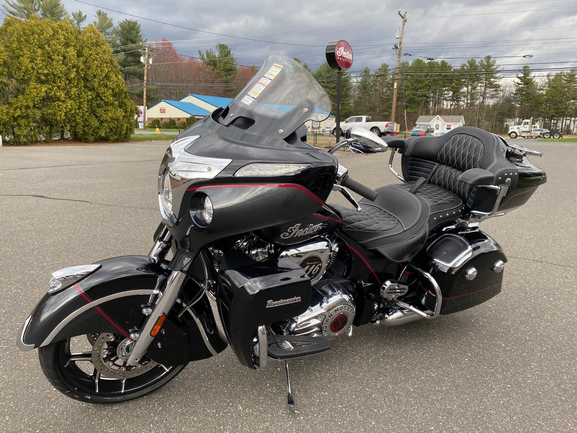 2020 Indian Roadmaster Elite in Westfield, Massachusetts - Photo 4
