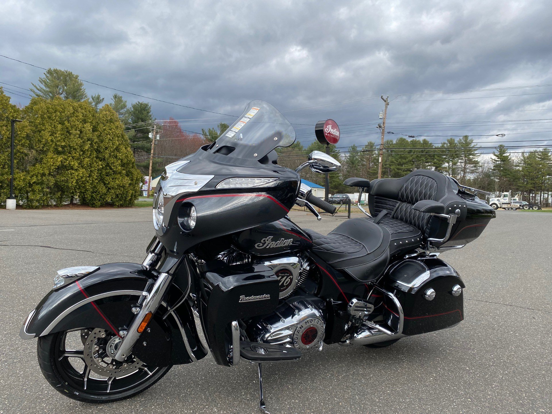 2020 Indian Roadmaster Elite in Westfield, Massachusetts - Photo 5