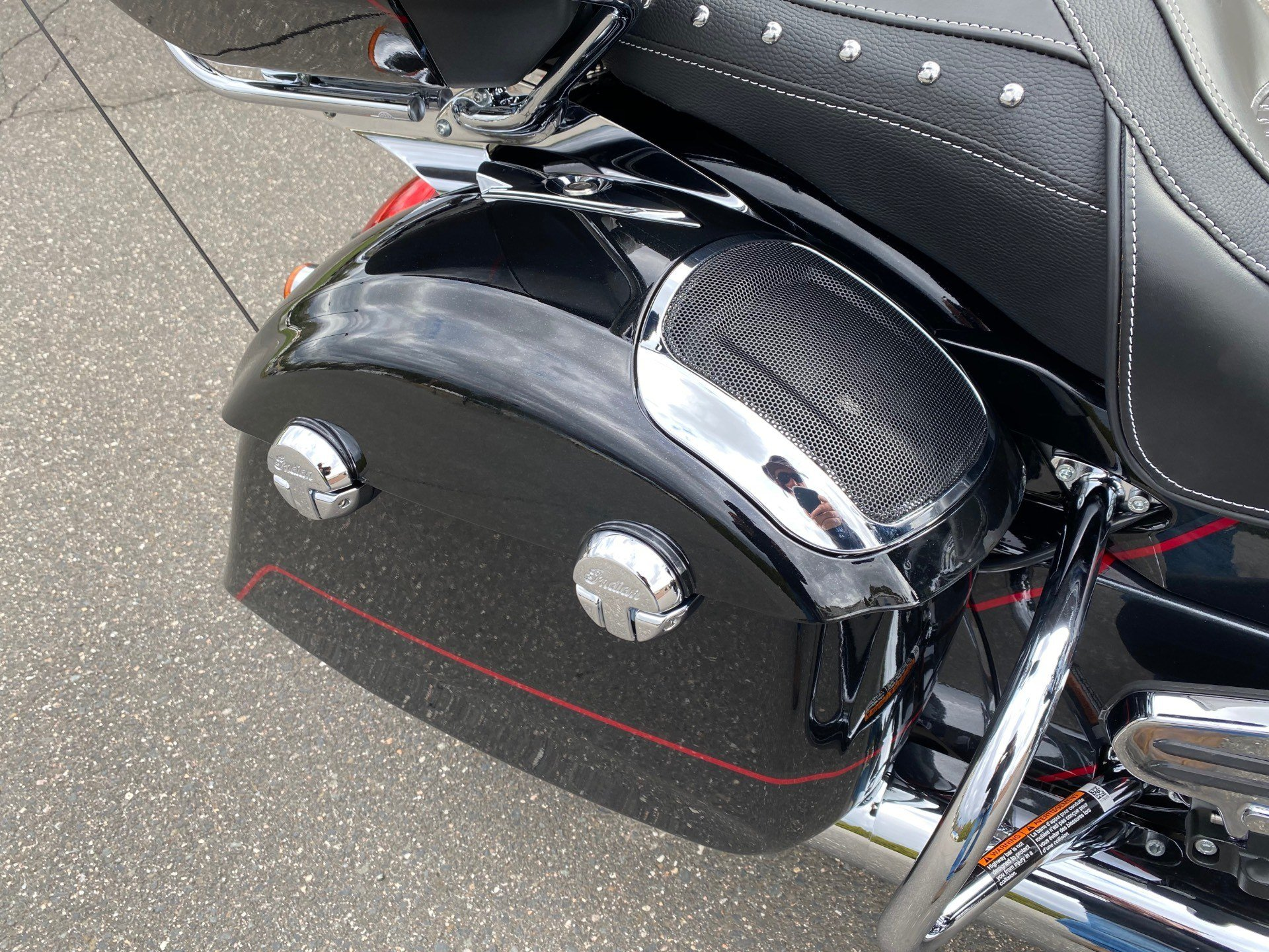 2020 Indian Roadmaster Elite in Westfield, Massachusetts - Photo 10