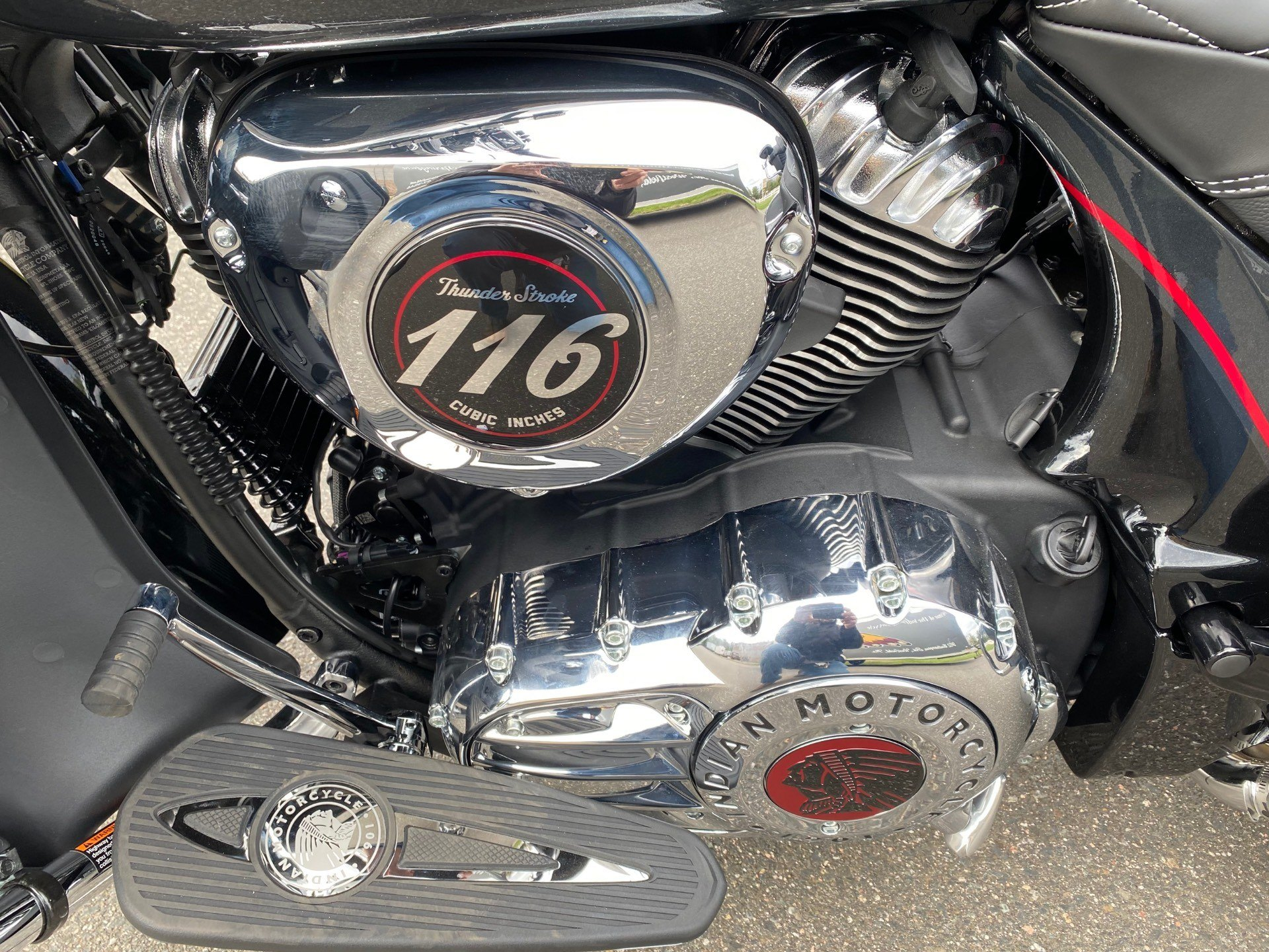 2020 Indian Roadmaster Elite in Westfield, Massachusetts - Photo 15