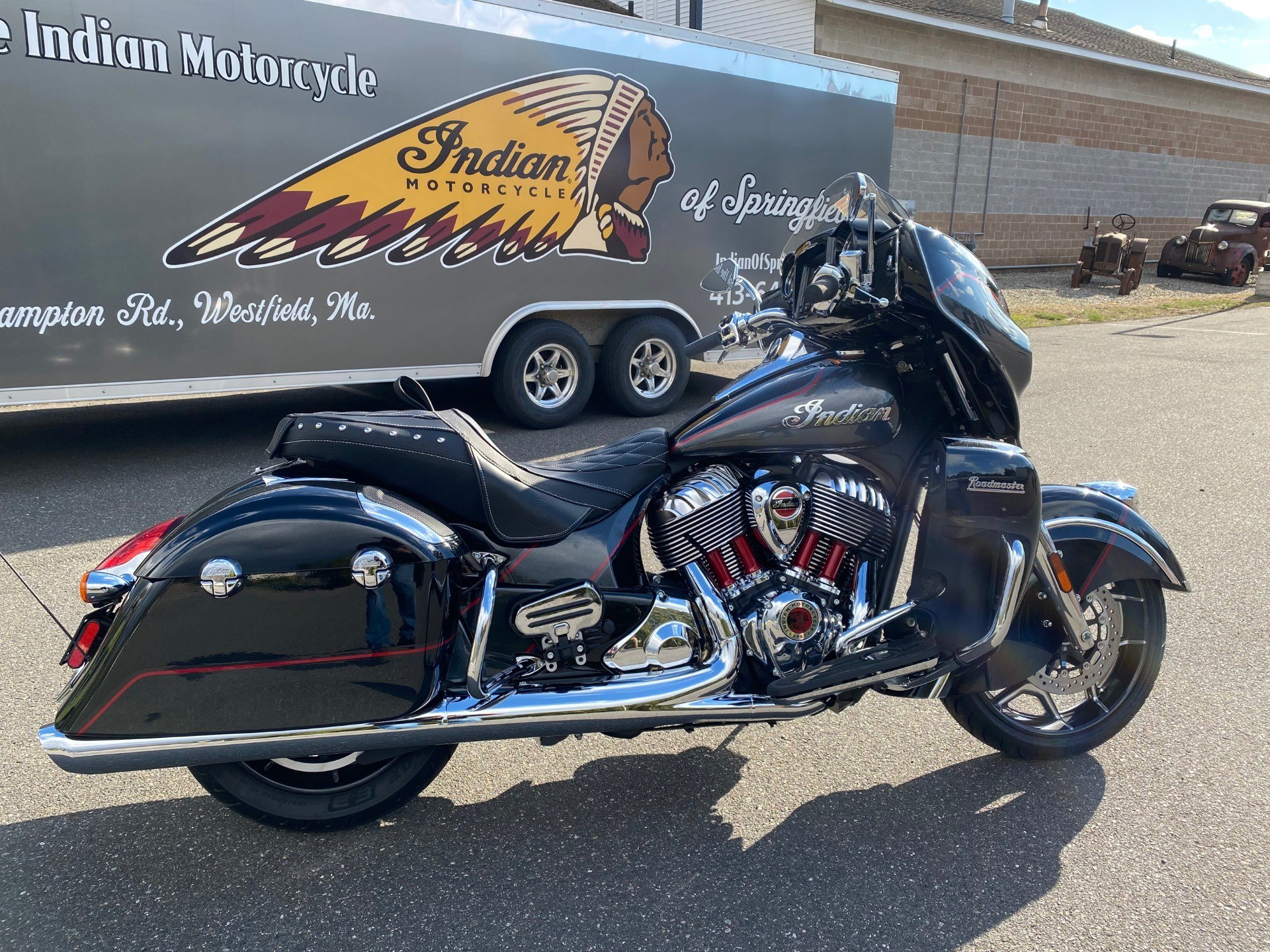 2020 Indian Roadmaster Elite in Westfield, Massachusetts - Photo 21
