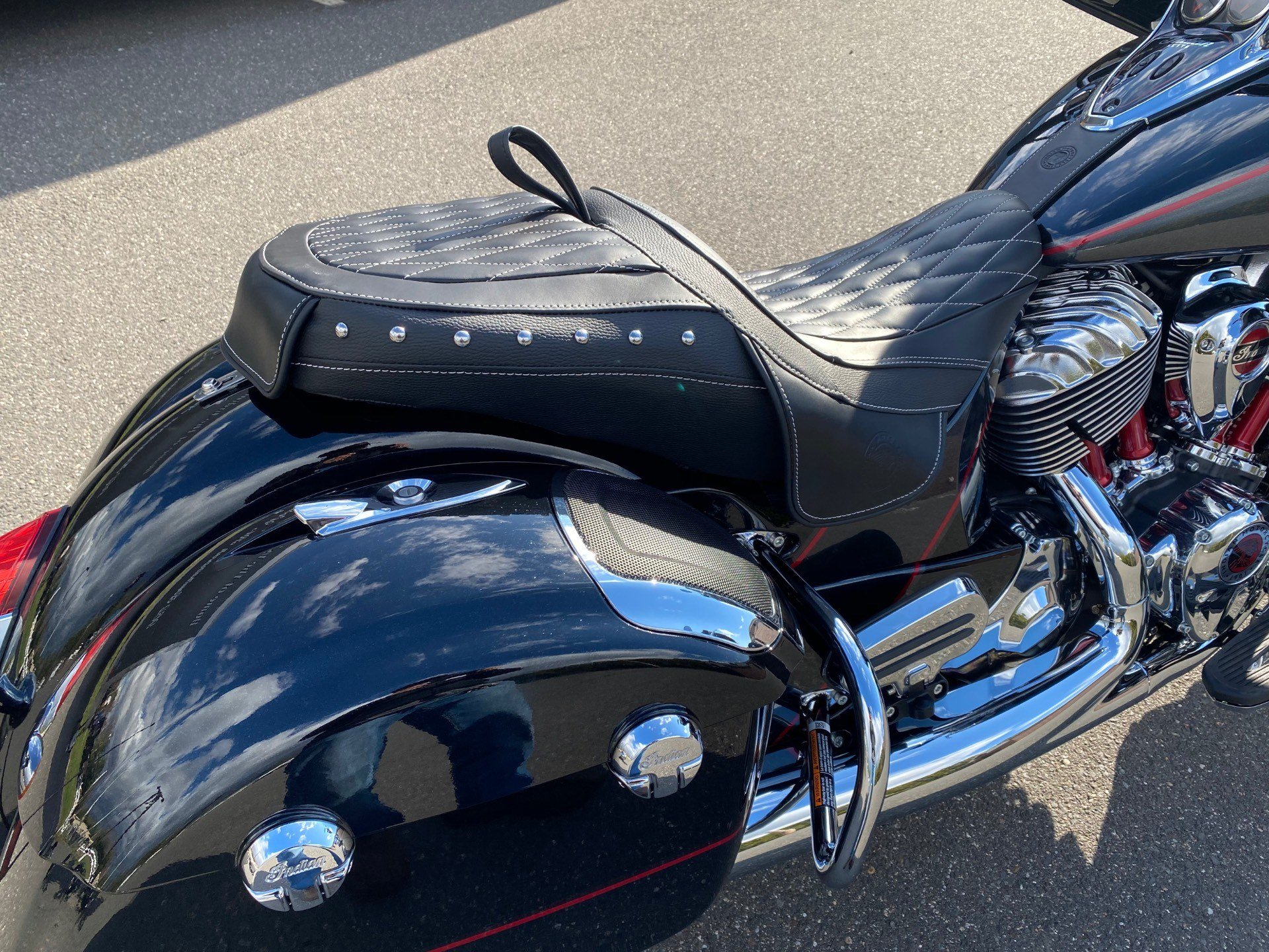 2020 Indian Roadmaster Elite in Westfield, Massachusetts - Photo 27