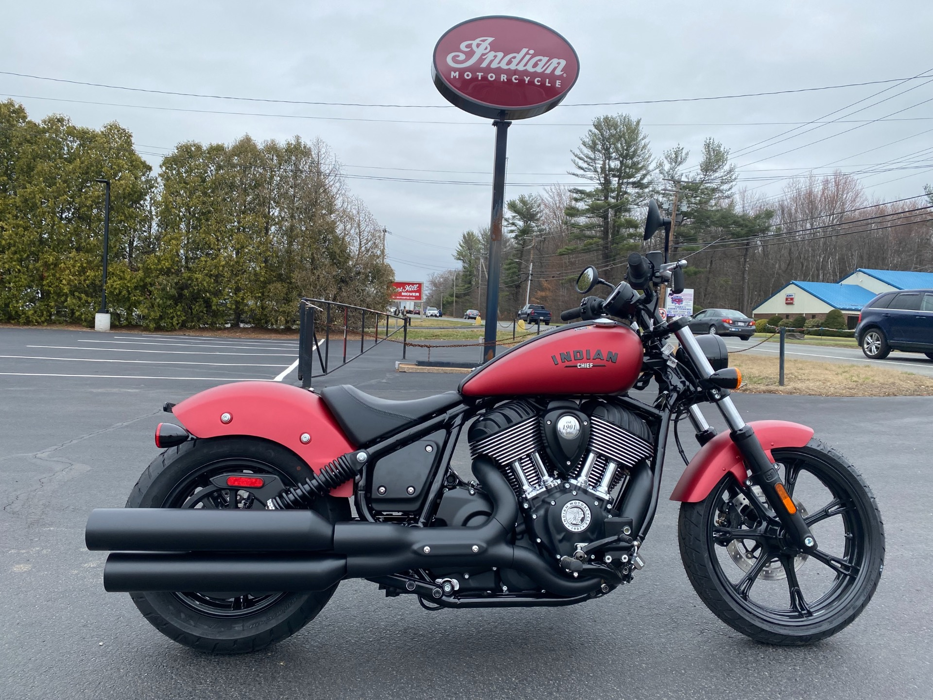 2022 Indian Chief ABS in Westfield, Massachusetts - Photo 1