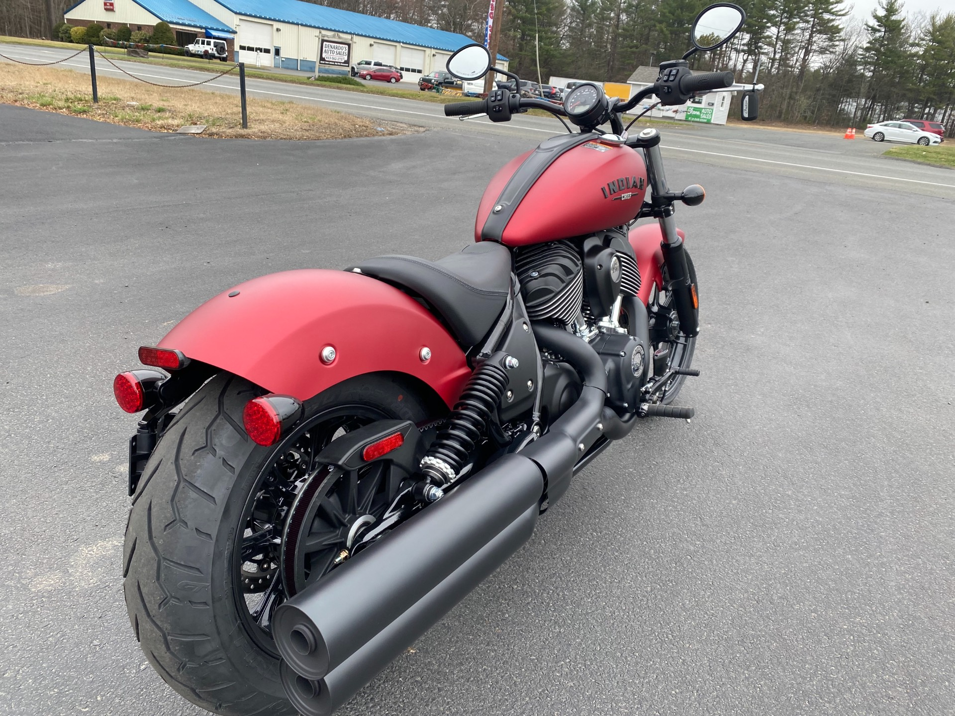 2022 Indian Chief ABS in Westfield, Massachusetts - Photo 3