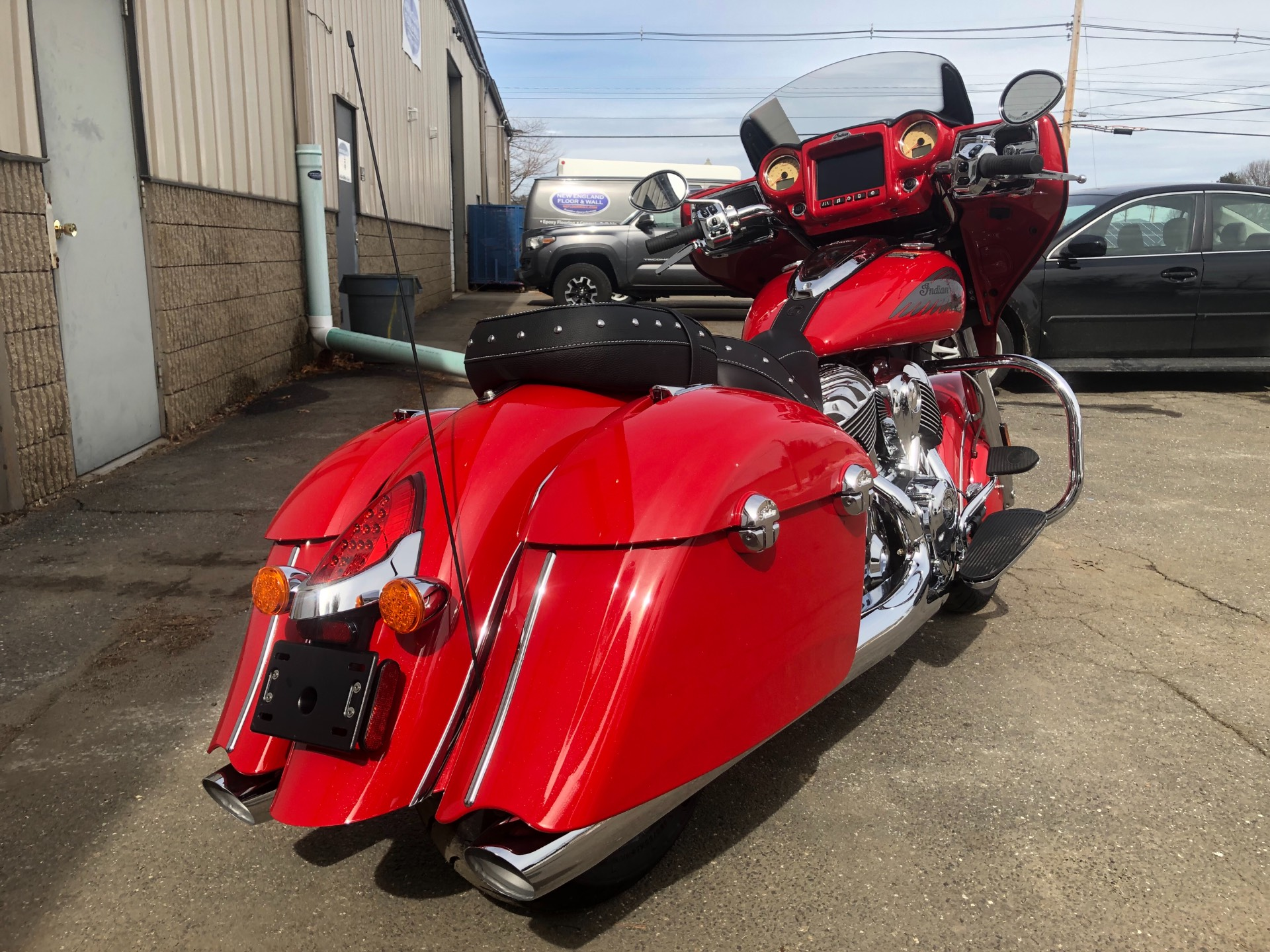 2019 Indian Chieftain® Classic Icon Series in Westfield, Massachusetts - Photo 5