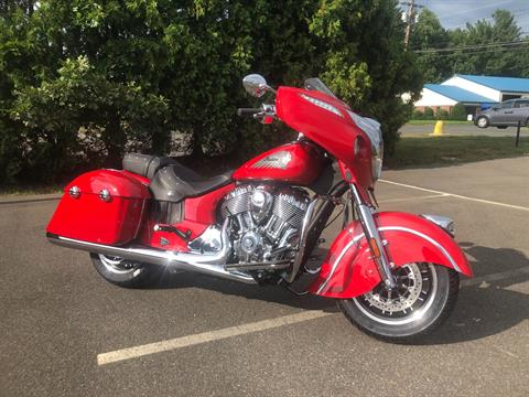 2019 Indian Chieftain® Classic Icon Series in Westfield, Massachusetts - Photo 2