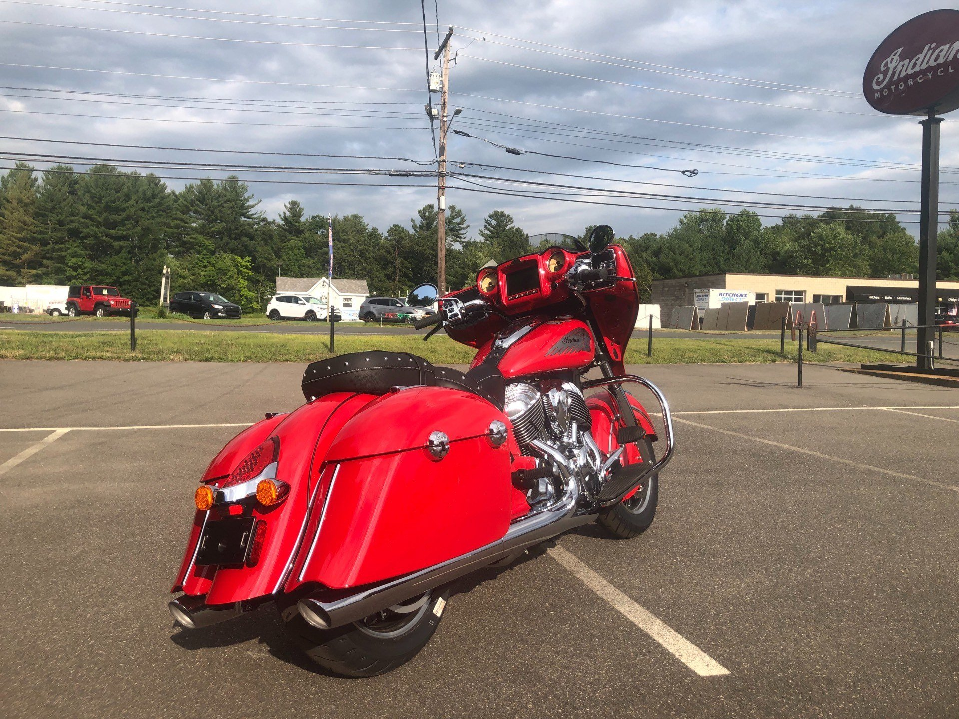 2019 Indian Chieftain® Classic Icon Series in Westfield, Massachusetts - Photo 1