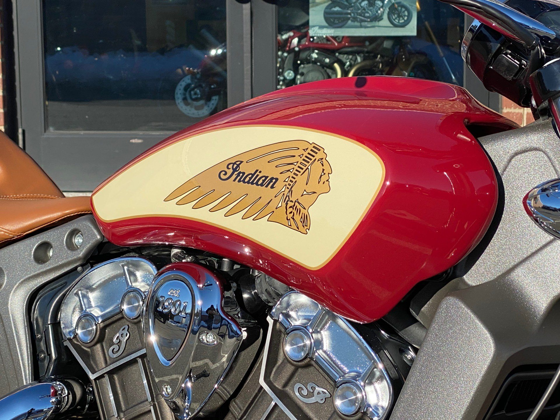 2020 Indian Scout® ABS in Westfield, Massachusetts - Photo 3