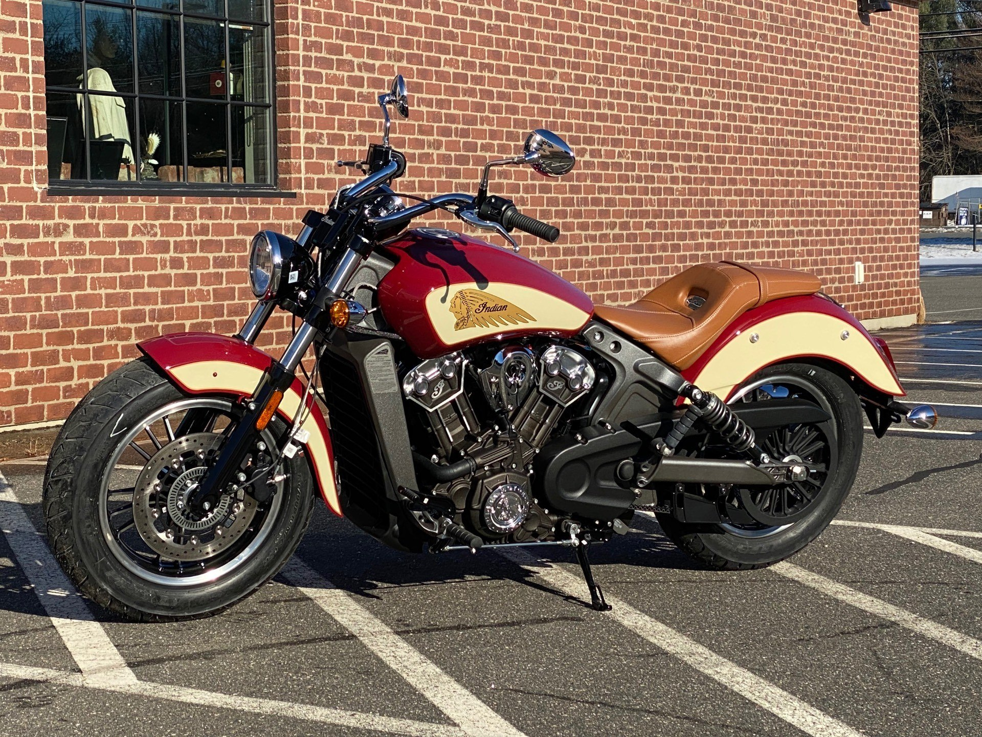 2020 Indian Scout® ABS in Westfield, Massachusetts - Photo 8
