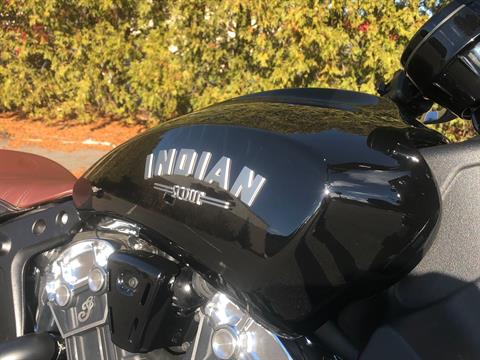 2019 Indian Scout® Bobber in Westfield, Massachusetts