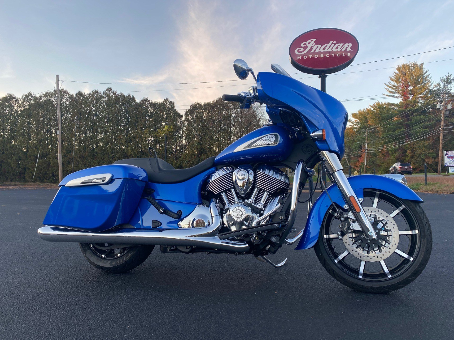 2021 Indian Chieftain® Limited in Westfield, Massachusetts - Photo 3