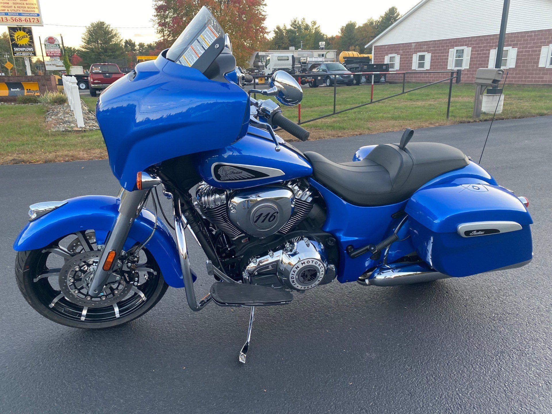 2021 Indian Chieftain® Limited in Westfield, Massachusetts - Photo 5