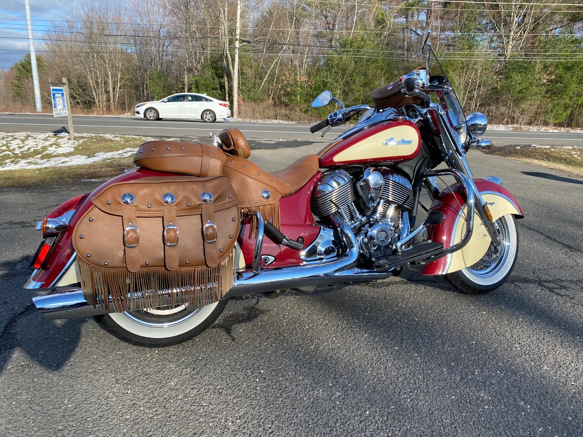 2017 Indian Chief® Vintage in Westfield, Massachusetts - Photo 1
