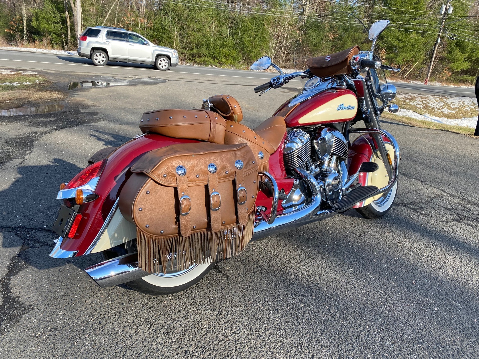 2017 Indian Chief® Vintage in Westfield, Massachusetts - Photo 4