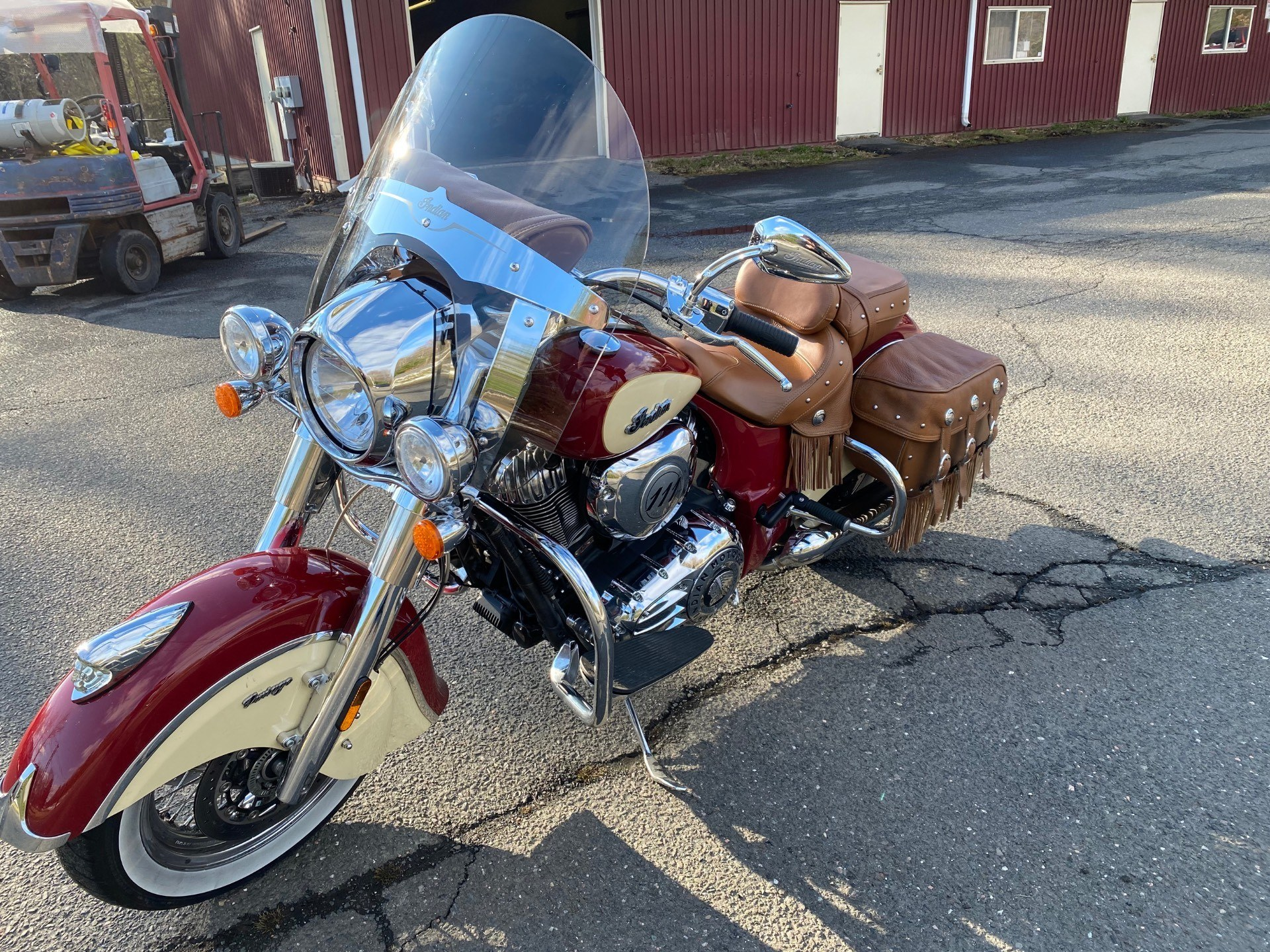 2017 Indian Chief® Vintage in Westfield, Massachusetts - Photo 5