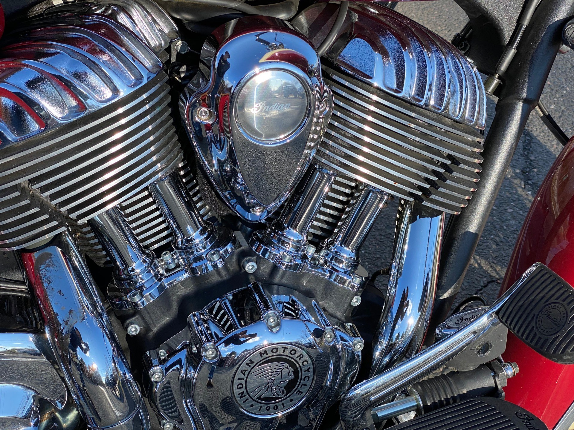 2017 Indian Chief® Vintage in Westfield, Massachusetts - Photo 8