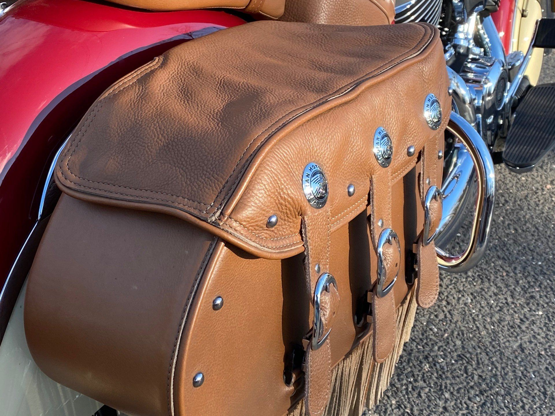 2017 Indian Chief® Vintage in Westfield, Massachusetts - Photo 9