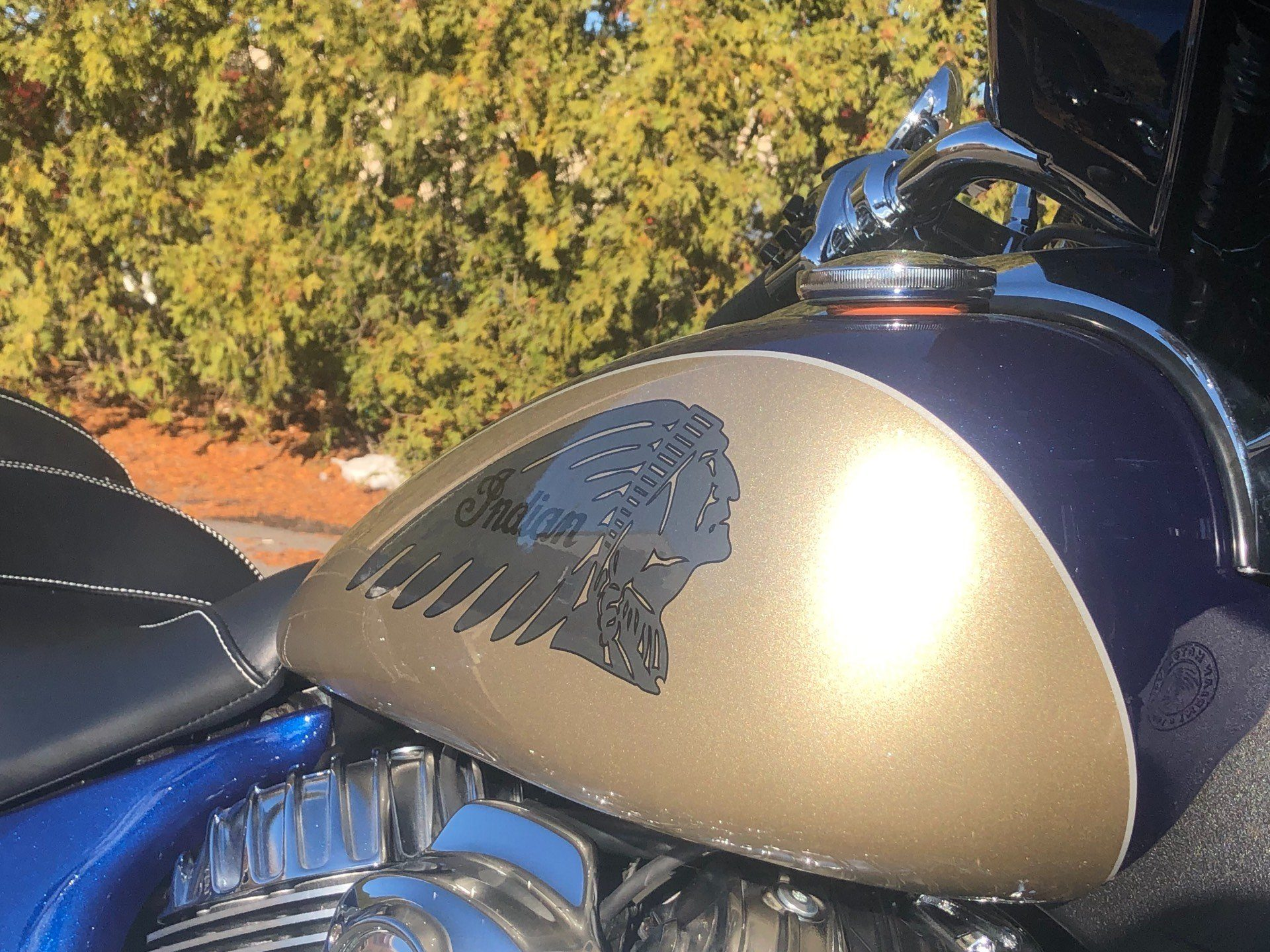 2019 Indian Chieftain® Classic ABS in Westfield, Massachusetts