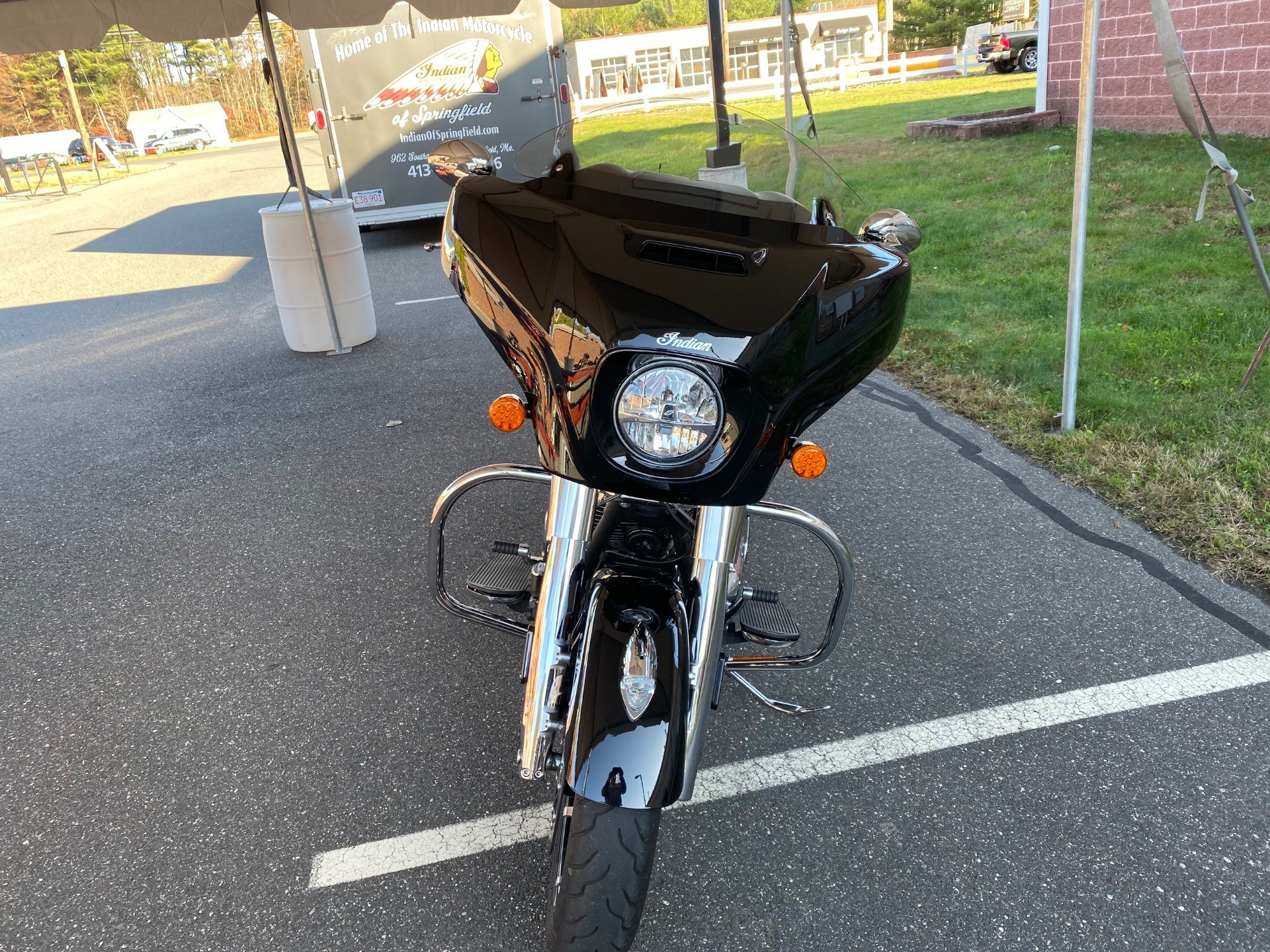 2019 Indian Chieftain® Limited ABS in Westfield, Massachusetts - Photo 11