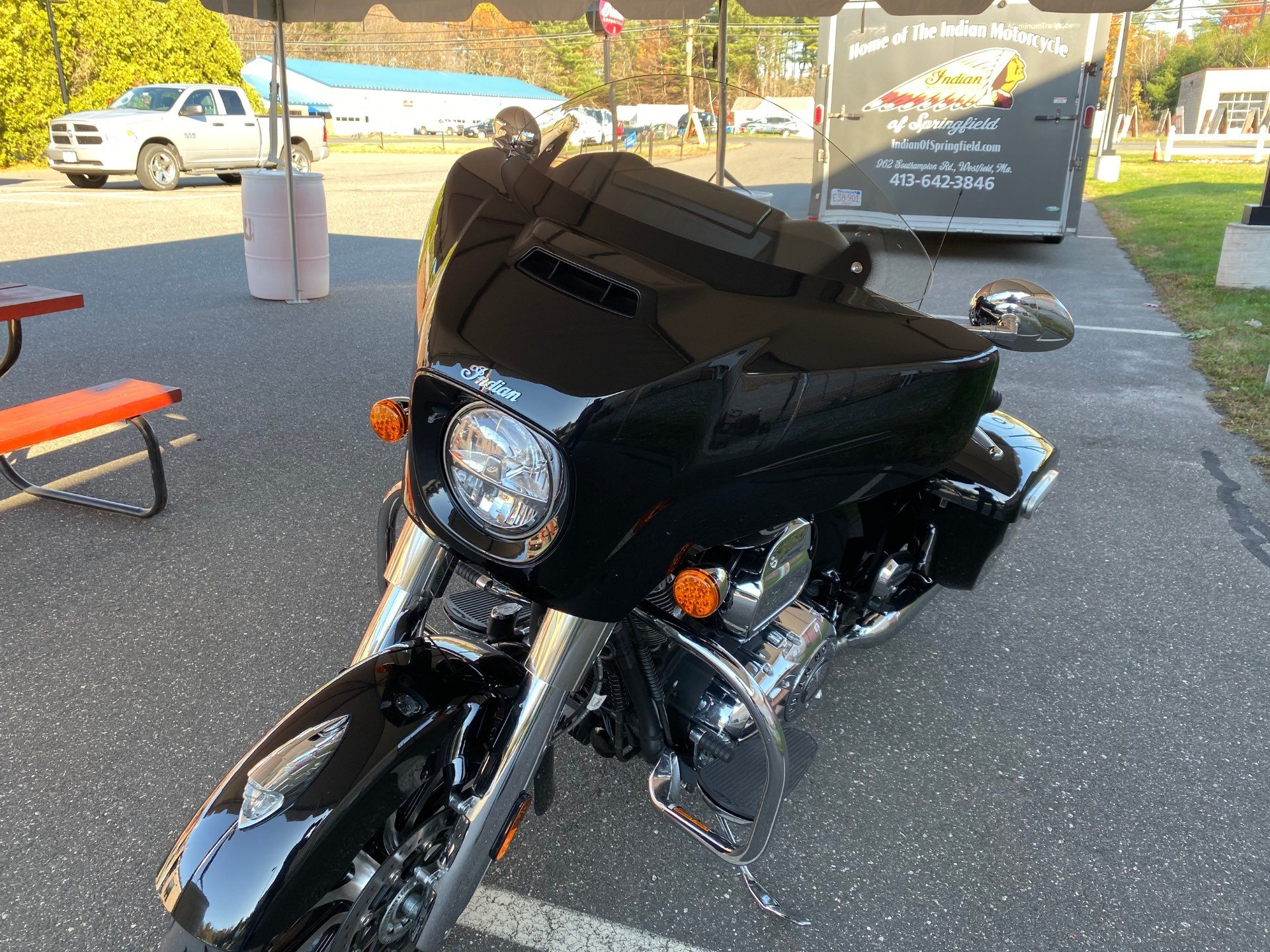 2019 Indian Chieftain® Limited ABS in Westfield, Massachusetts - Photo 13
