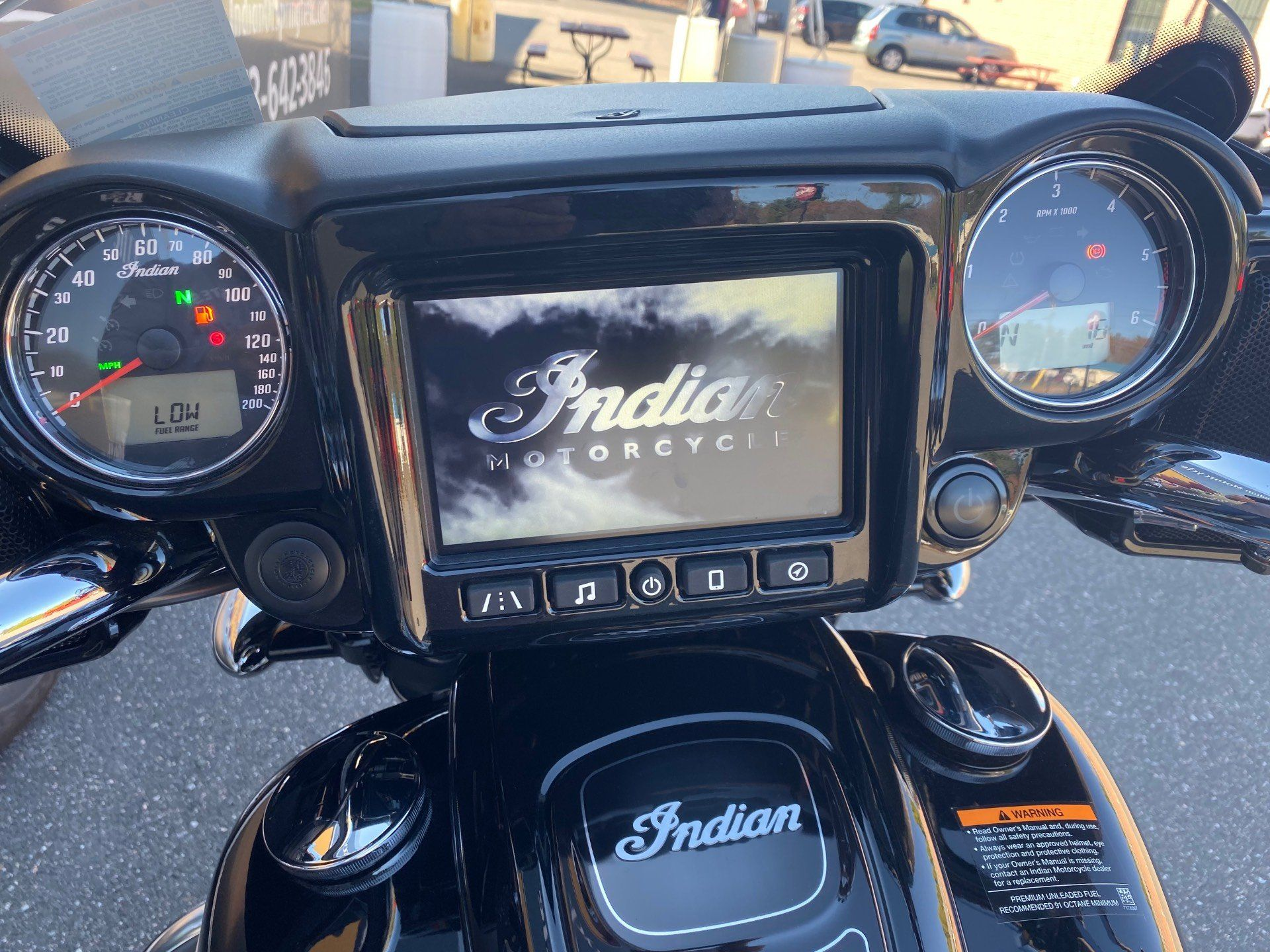 2019 Indian Chieftain® Limited ABS in Westfield, Massachusetts - Photo 14