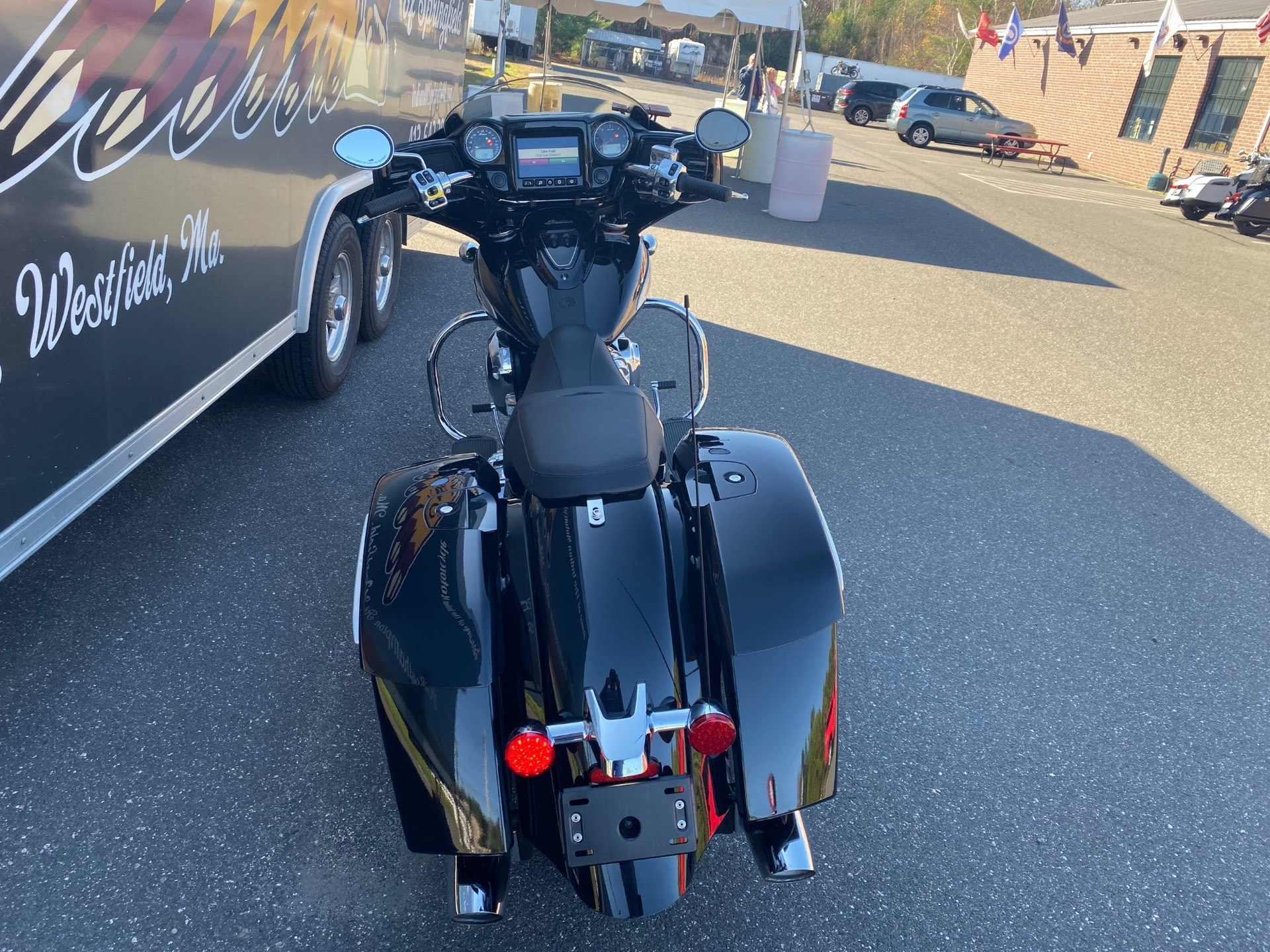 2019 Indian Chieftain® Limited ABS in Westfield, Massachusetts - Photo 15