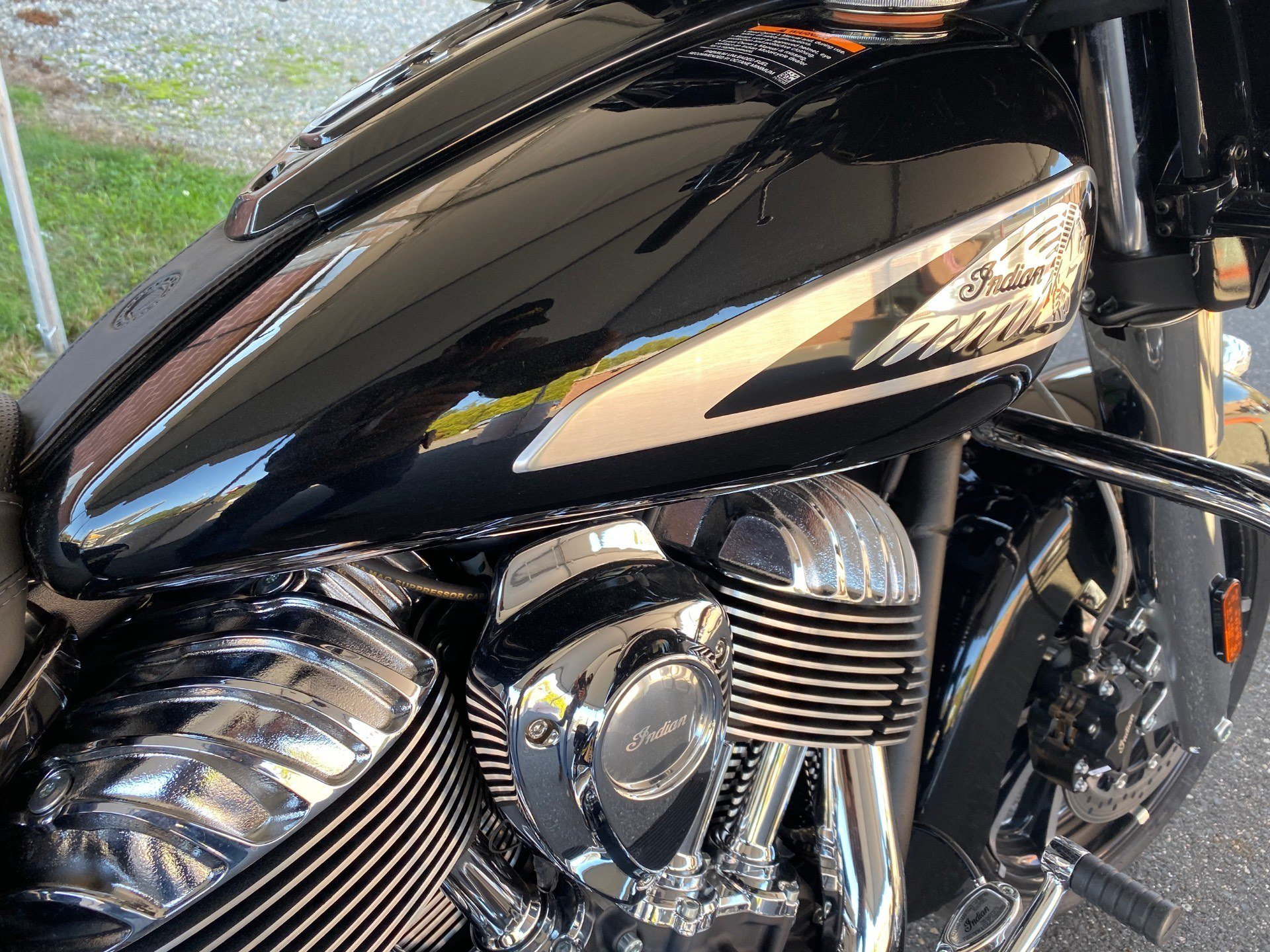 2019 Indian Chieftain® Limited ABS in Westfield, Massachusetts - Photo 16
