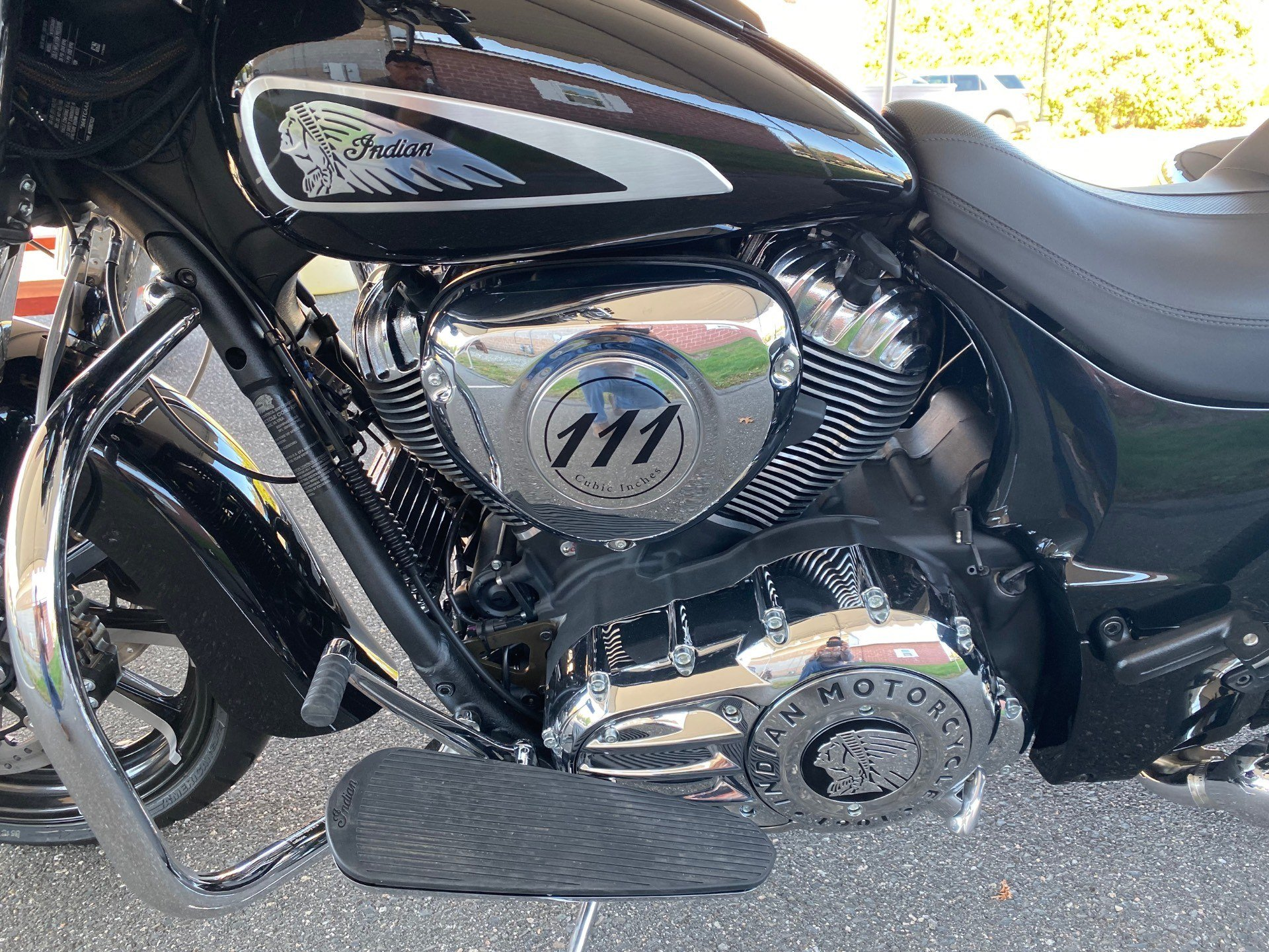 2019 Indian Chieftain® Limited ABS in Westfield, Massachusetts - Photo 19