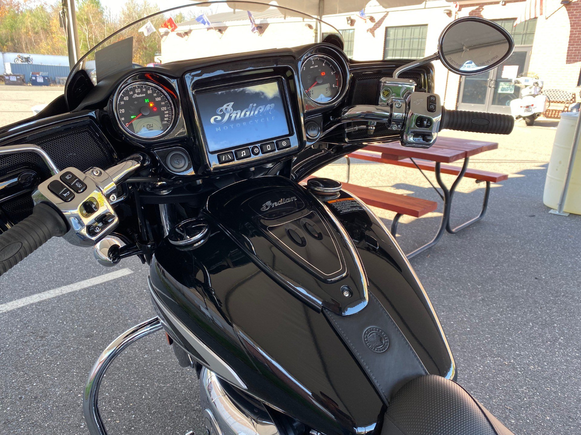 2019 Indian Chieftain® Limited ABS in Westfield, Massachusetts - Photo 24