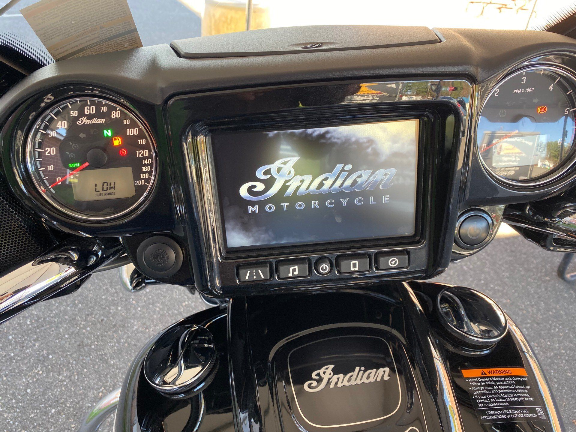 2019 Indian Chieftain® Limited ABS in Westfield, Massachusetts - Photo 27