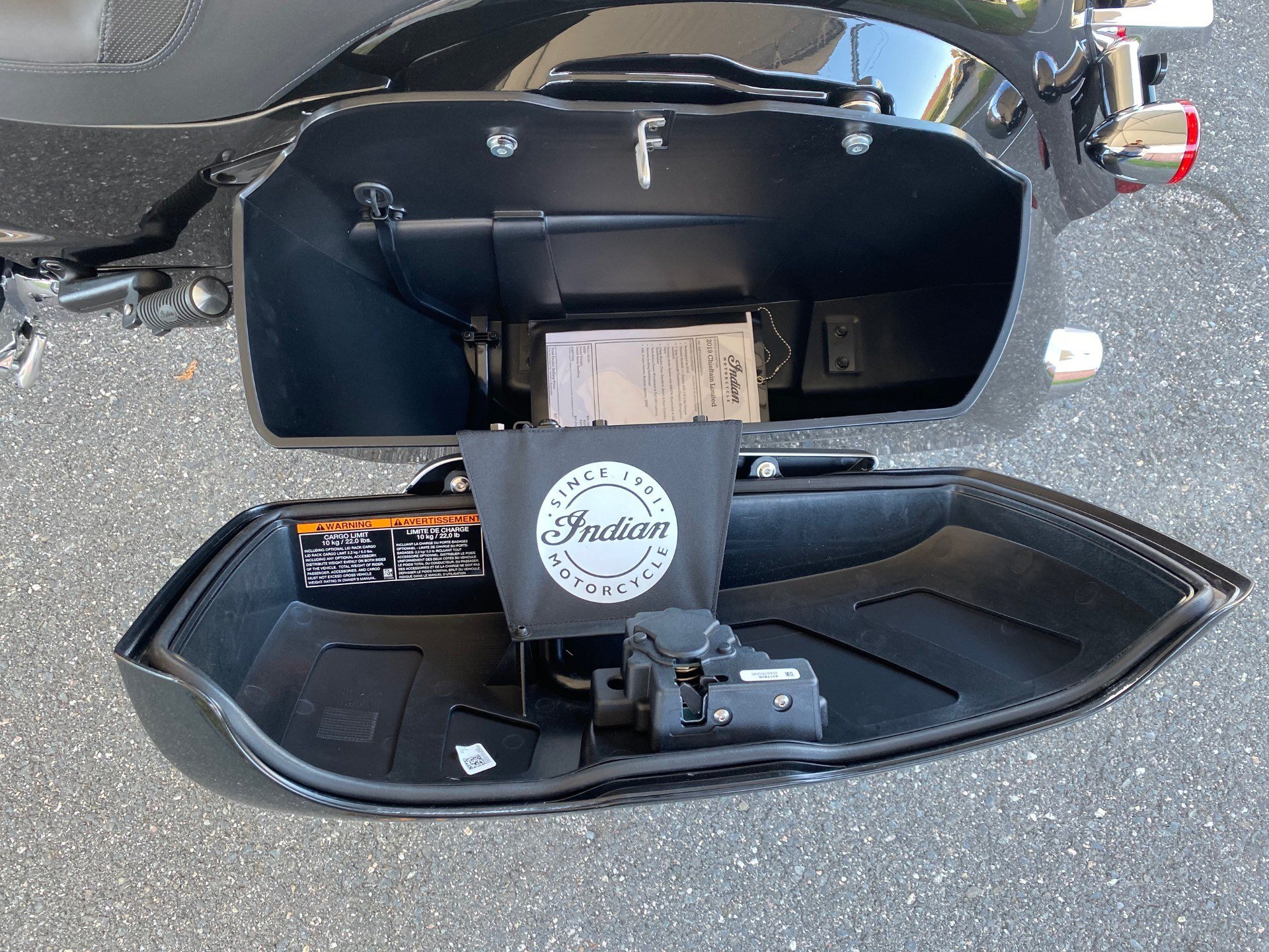2019 Indian Chieftain® Limited ABS in Westfield, Massachusetts - Photo 29