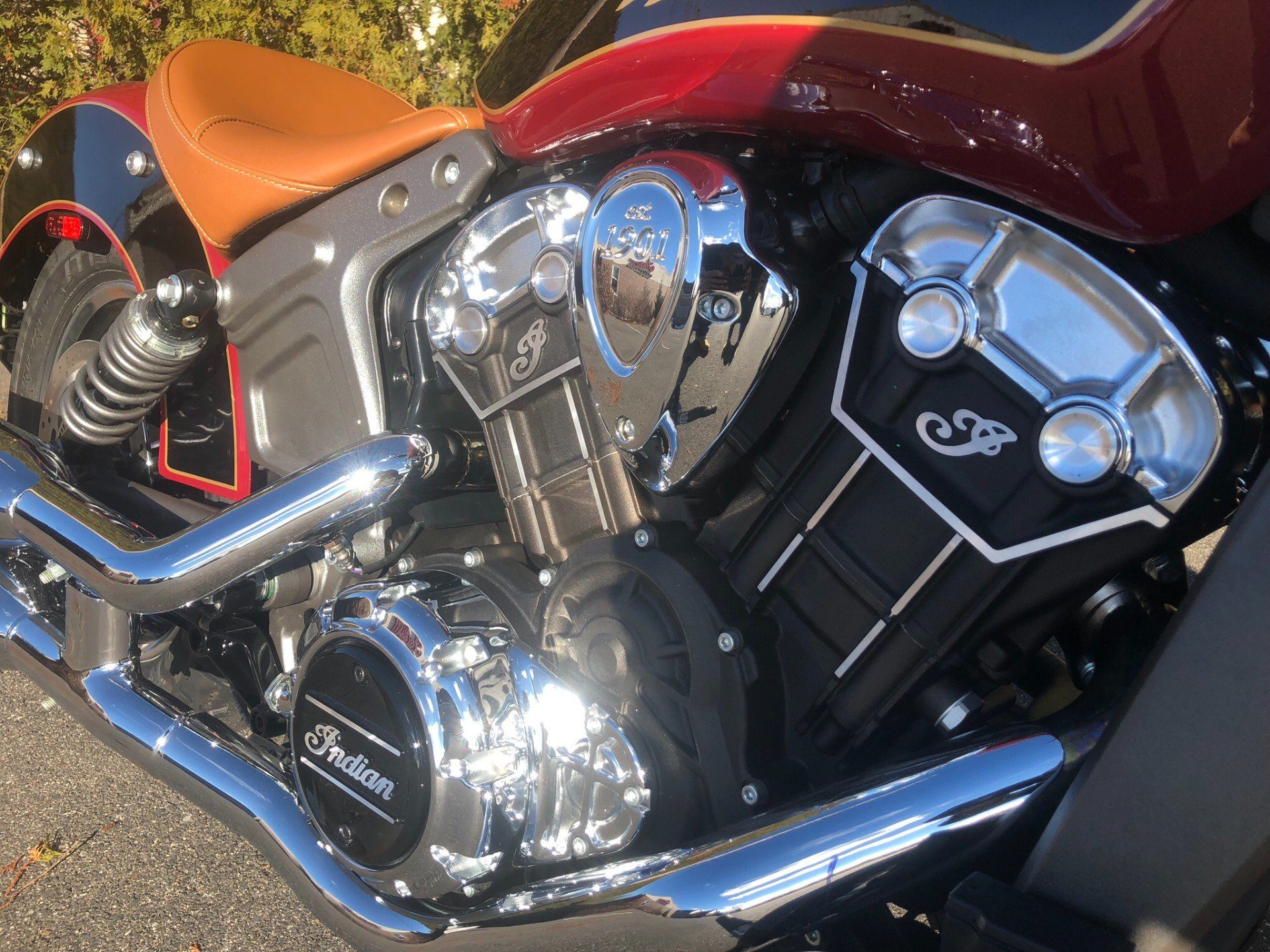 2019 Indian Scout® ABS in Westfield, Massachusetts - Photo 4