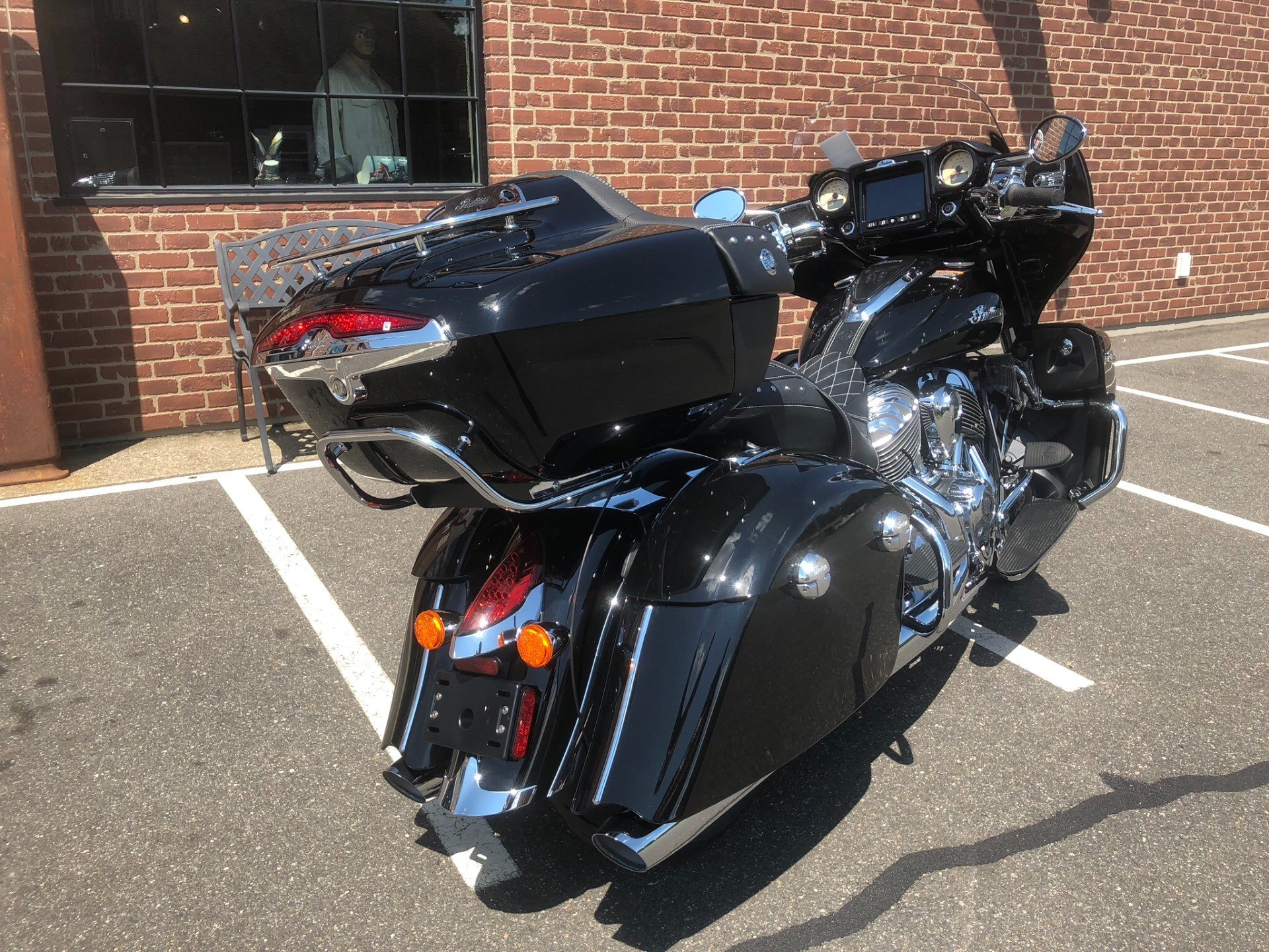 2019 Indian Roadmaster® ABS in Westfield, Massachusetts - Photo 1