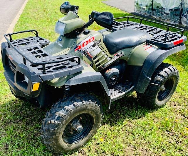 Used 2004 Polaris Sportsman 400 Atvs In Utica  Ny