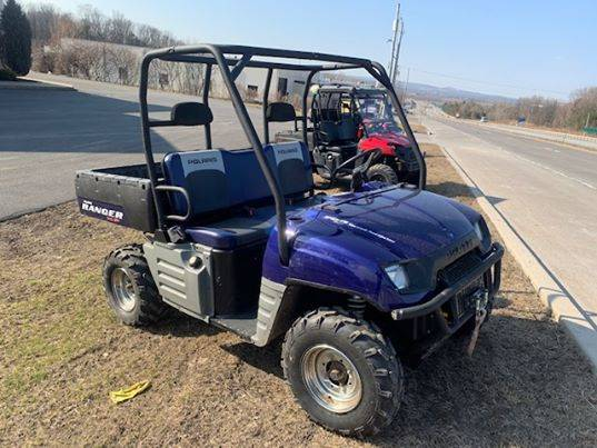 2005 Polaris Ranger XP Limited Edition in Utica, New York