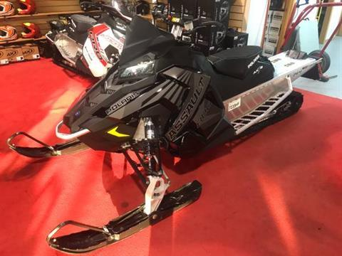 2017 Polaris 800 Switchback Assault 144 ES in Utica, New York