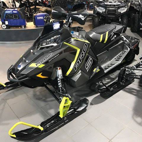 2017 Polaris 800 Switchback PRO-S LE in Utica, New York