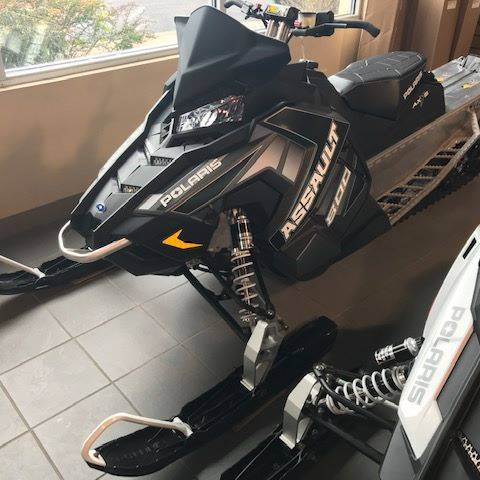 2018 Polaris 800 Switchback Assault 144 ES in Utica, New York