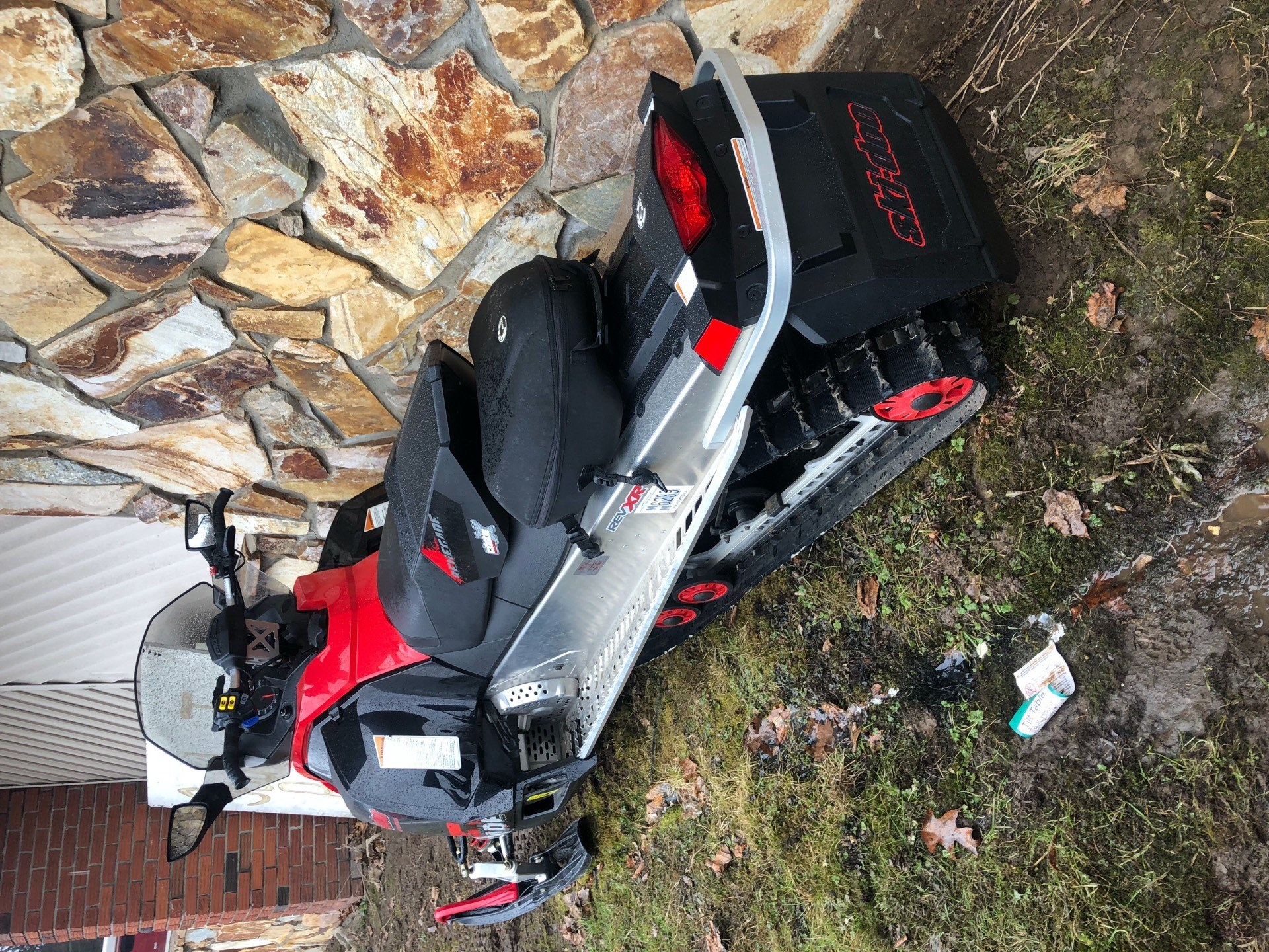 2011 Ski-Doo Renegade® Adrenaline 4-TEC 1200 in Olean, New York - Photo 3