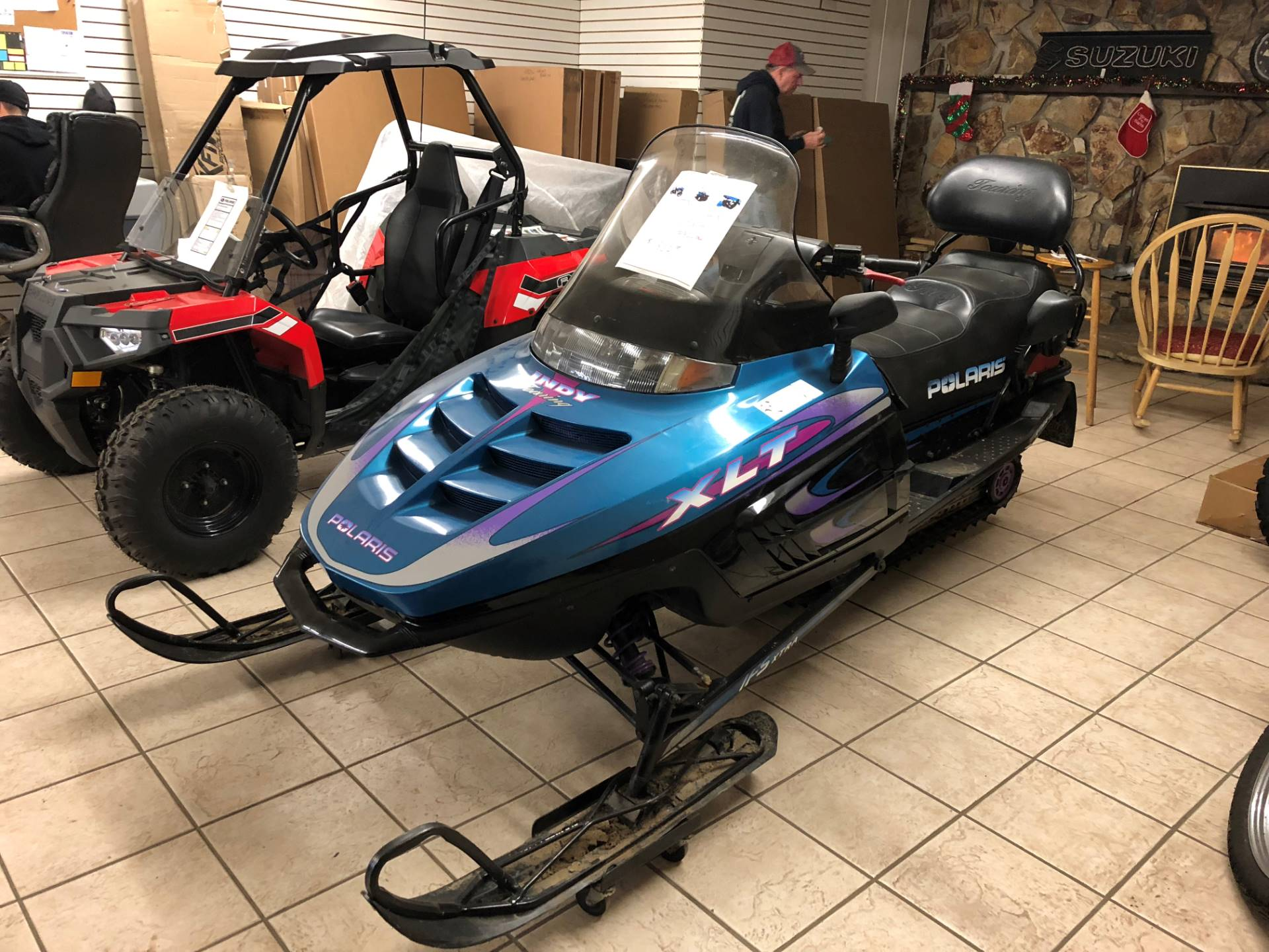 1997 Polaris indy 580cc in Olean, New York